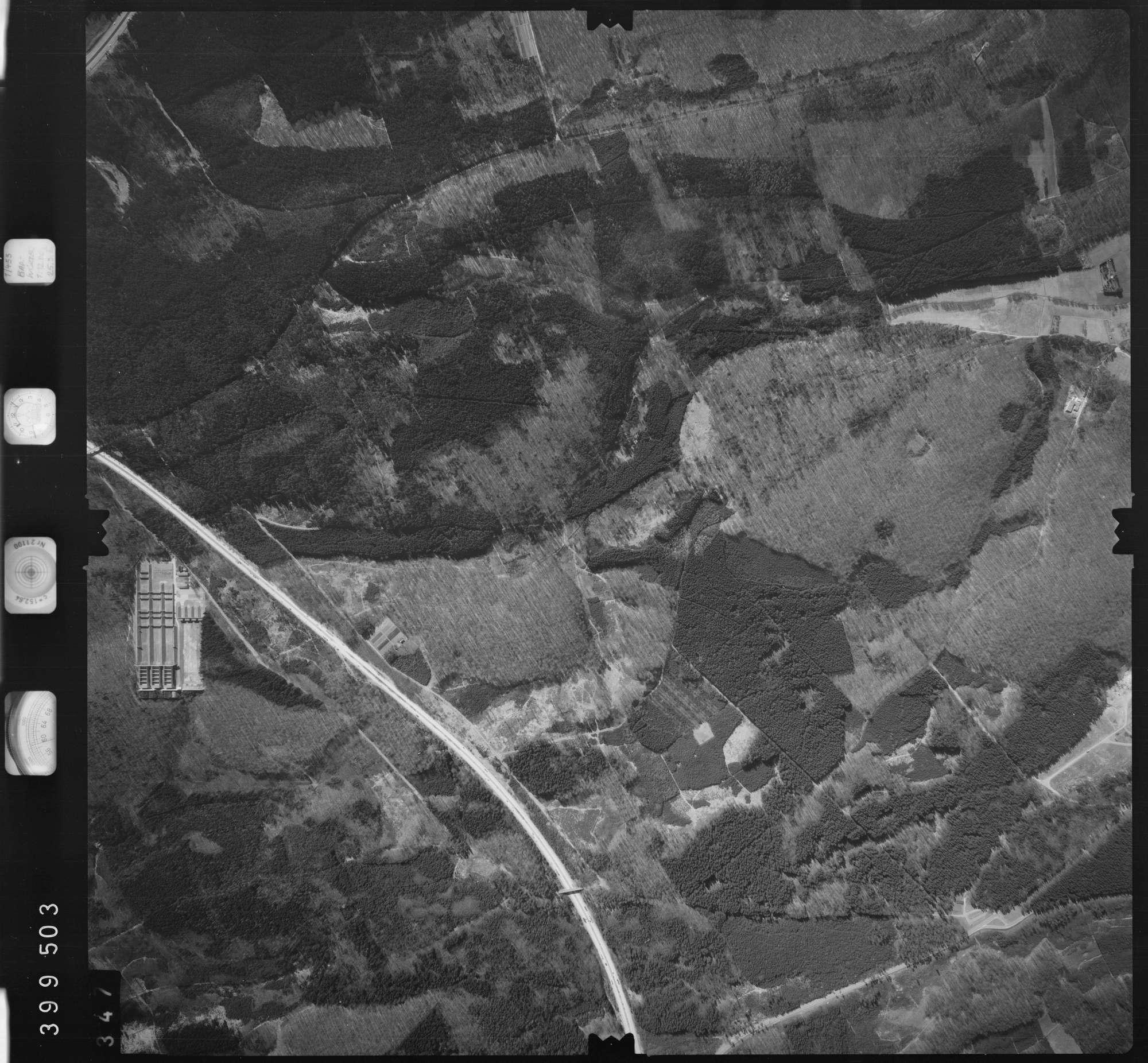 Luftbild: Film 13 Bildnr. 347, Bild 1