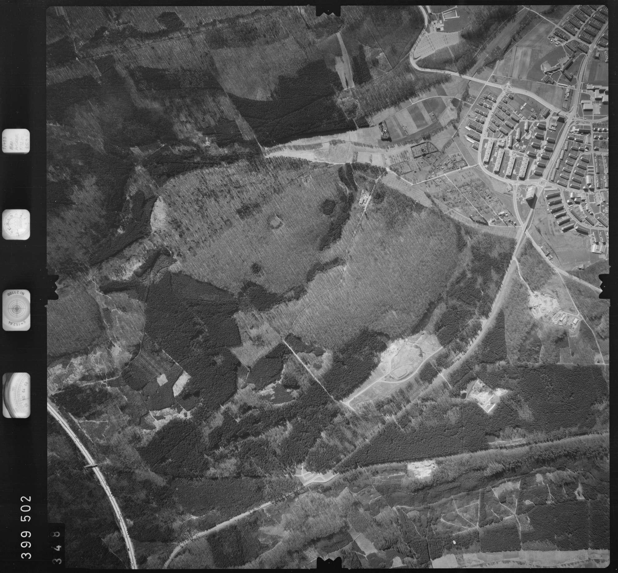 Luftbild: Film 13 Bildnr. 348, Bild 1