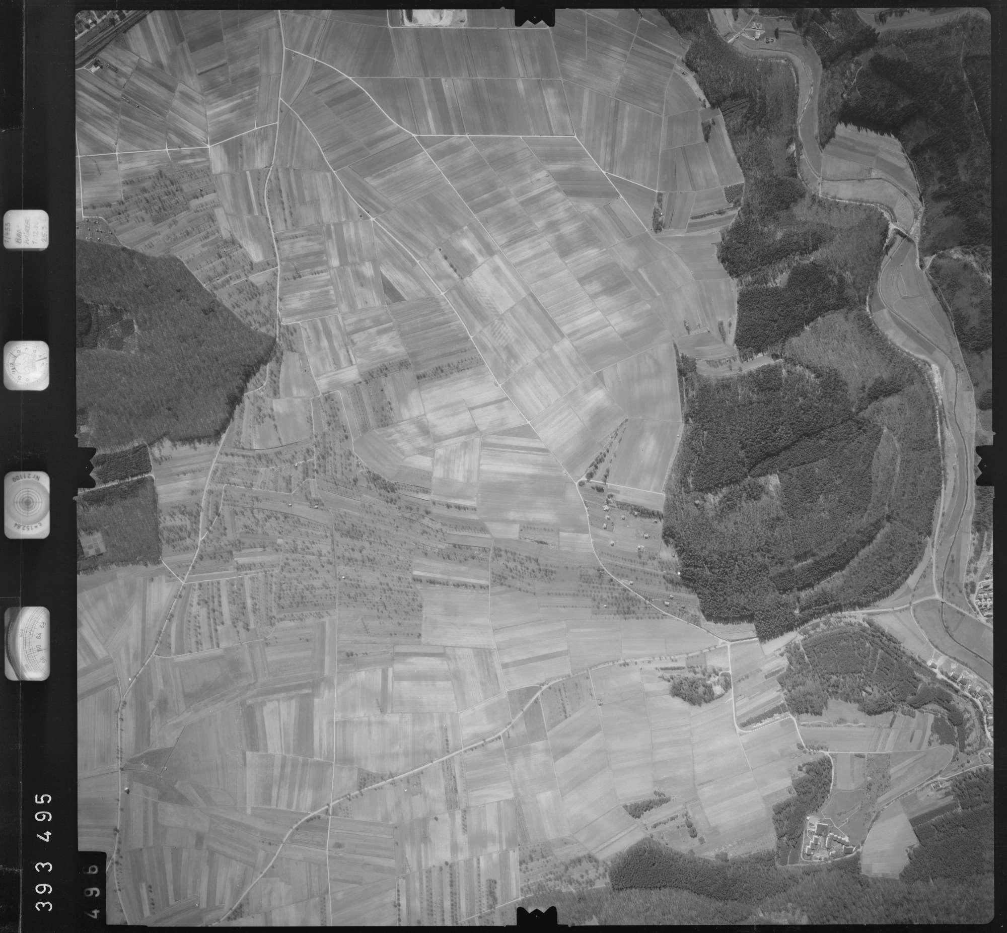 Luftbild: Film 13 Bildnr. 496, Bild 1