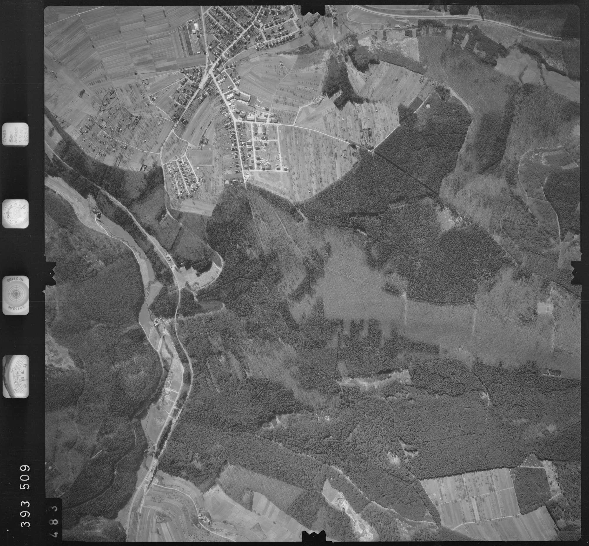 Luftbild: Film 13 Bildnr. 483, Bild 1