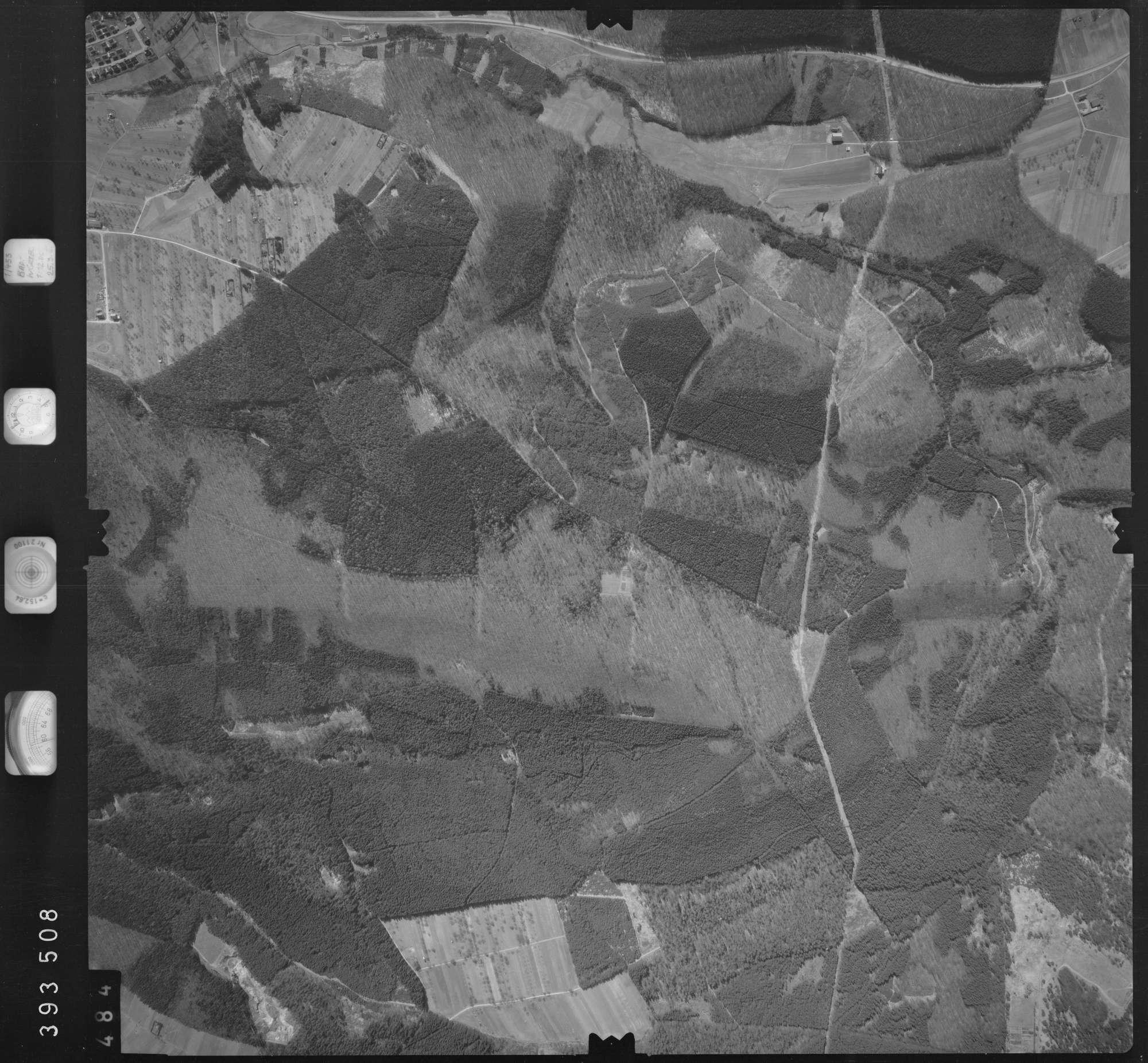 Luftbild: Film 13 Bildnr. 484, Bild 1