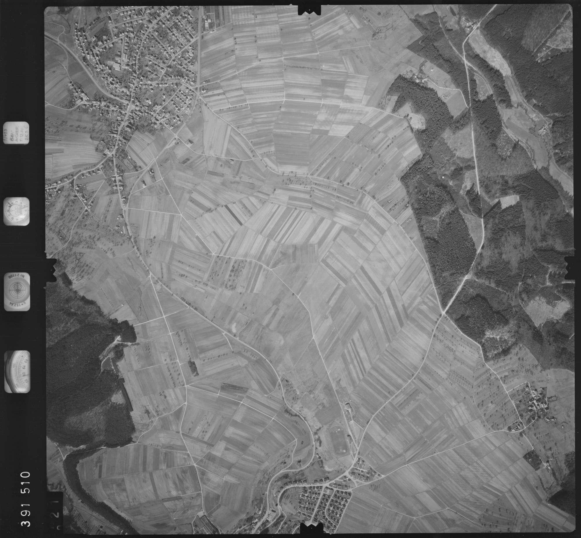 Luftbild: Film 22 Bildnr. 21, Bild 1
