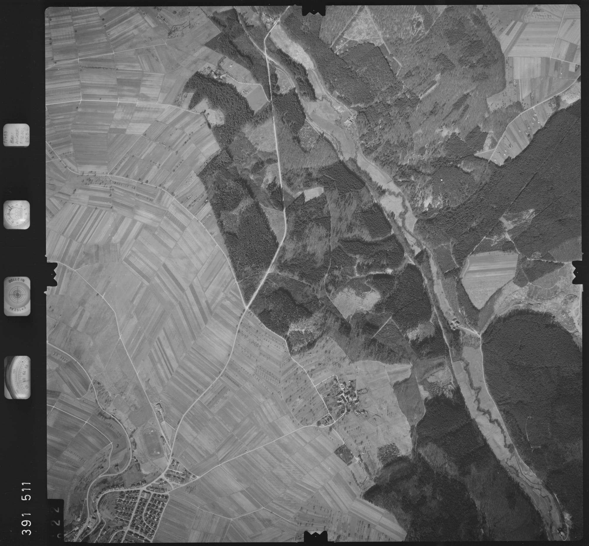 Luftbild: Film 22 Bildnr. 22, Bild 1