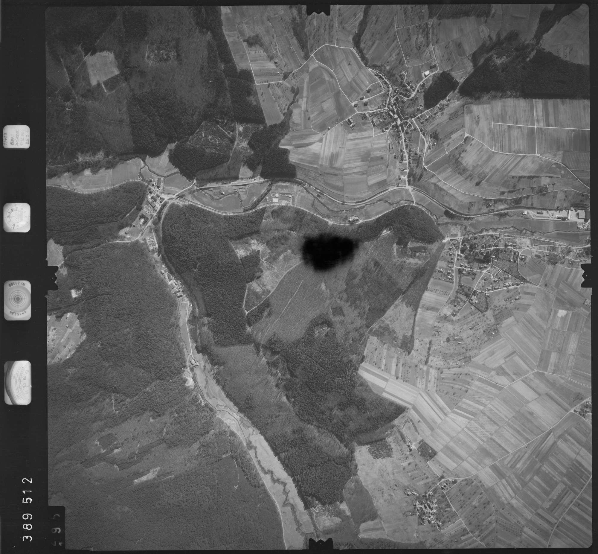 Luftbild: Film 22 Bildnr. 195, Bild 1