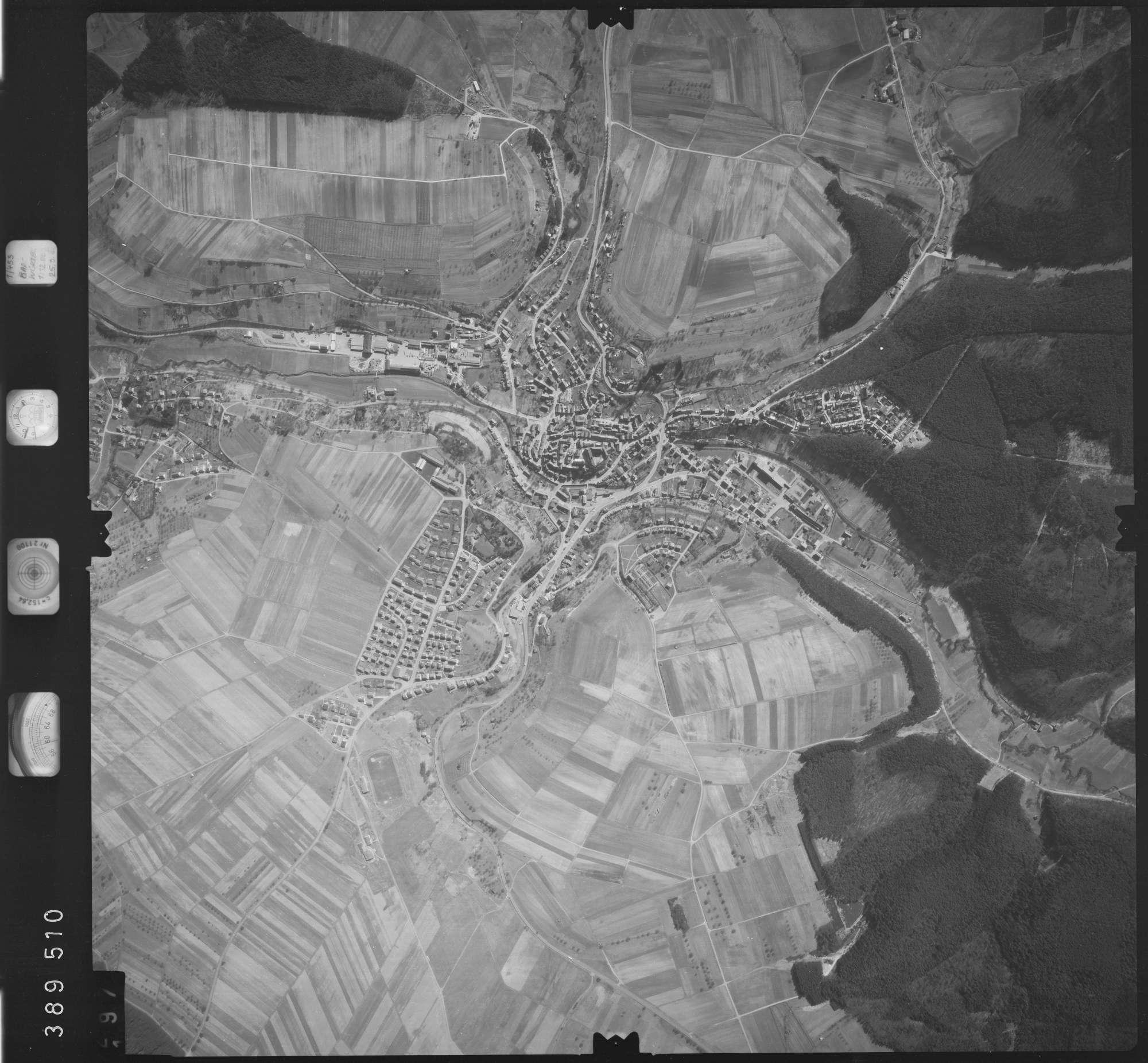 Luftbild: Film 22 Bildnr. 197, Bild 1