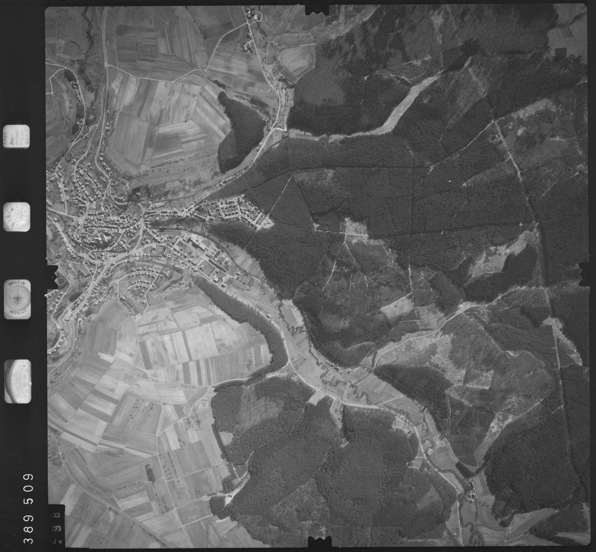 Luftbild: Film 22 Bildnr. 198, Bild 1