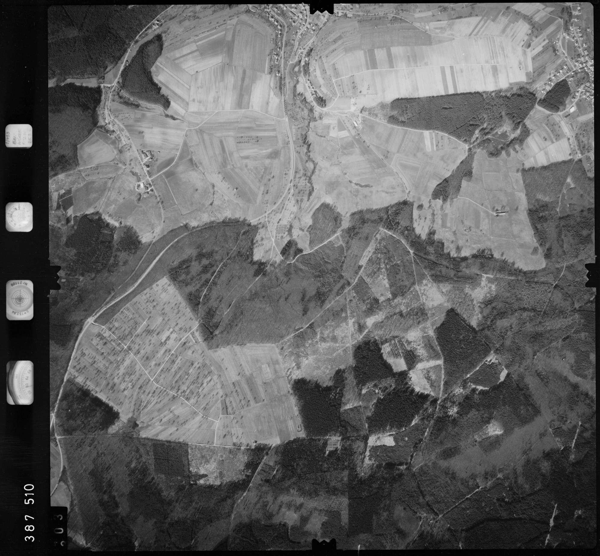 Luftbild: Film 23 Bildnr. 303, Bild 1