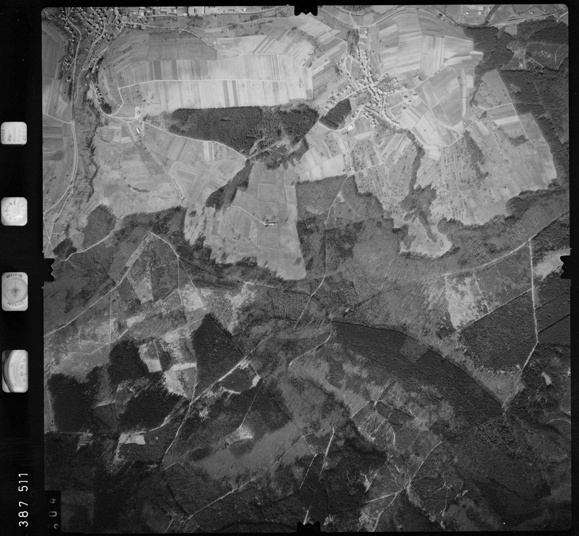 Luftbild: Film 23 Bildnr. 304, Bild 1