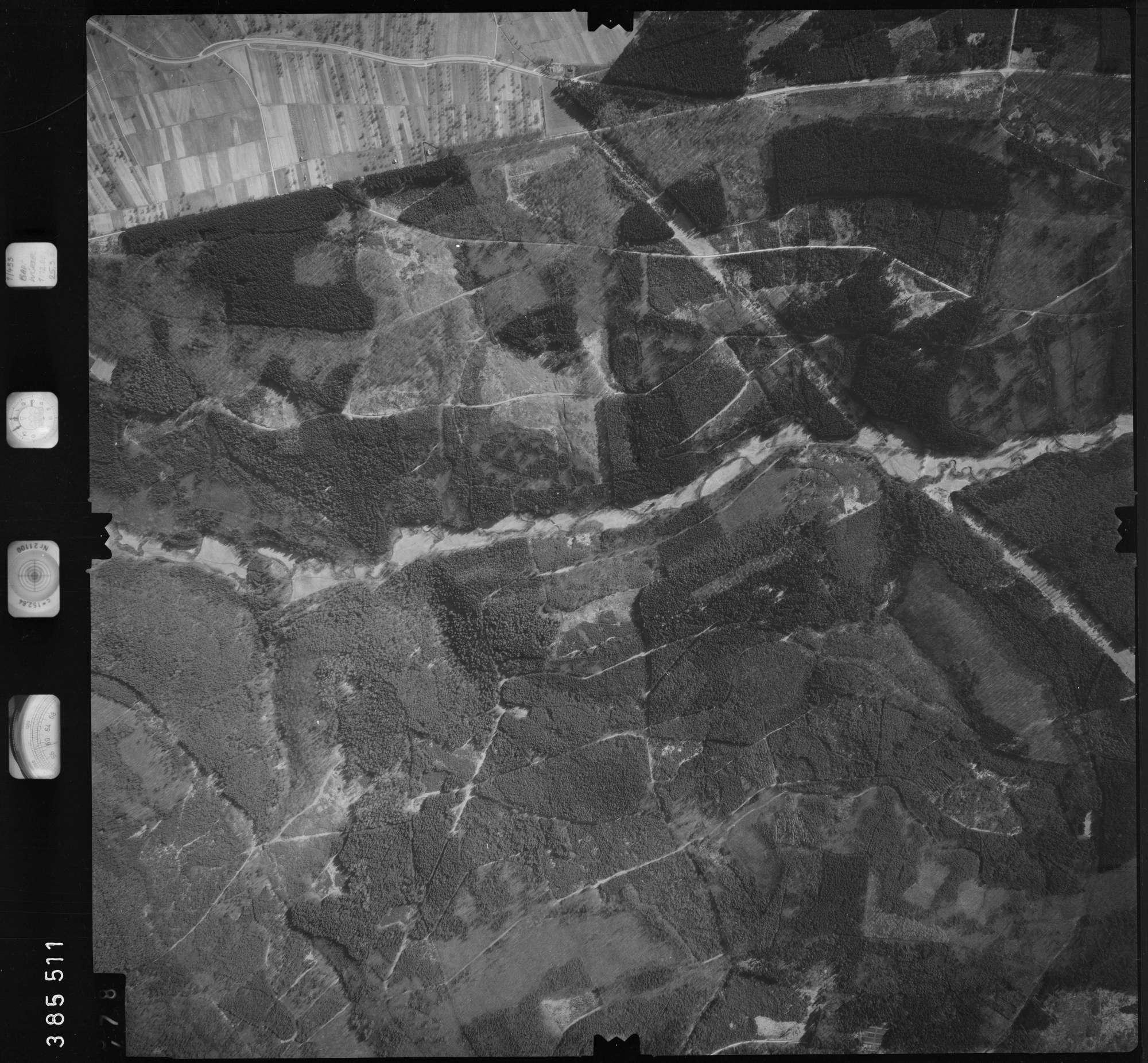 Luftbild: Film 23 Bildnr. 477, Bild 1