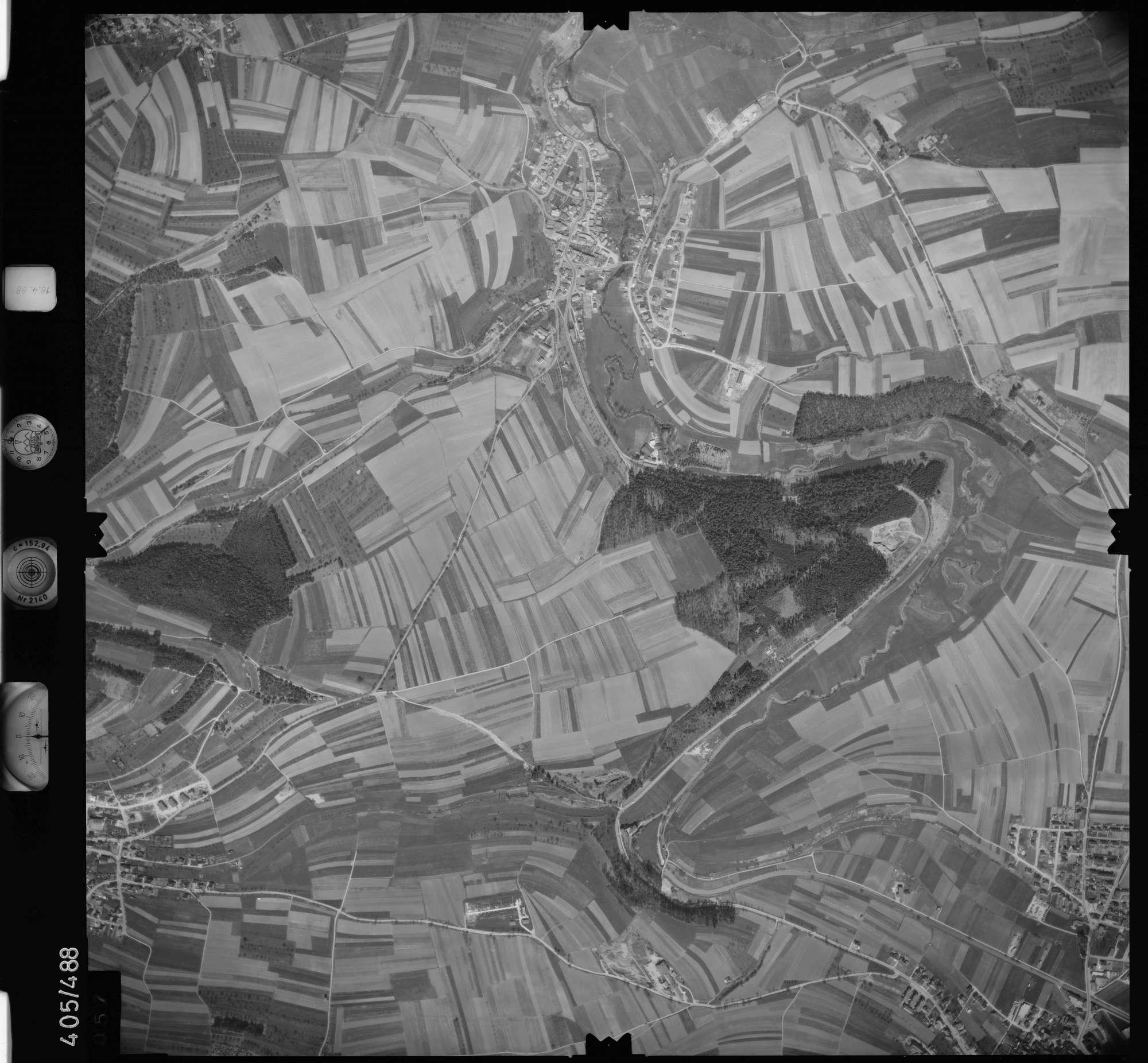 Luftbild: Film 9 Bildnr. 57, Bild 1