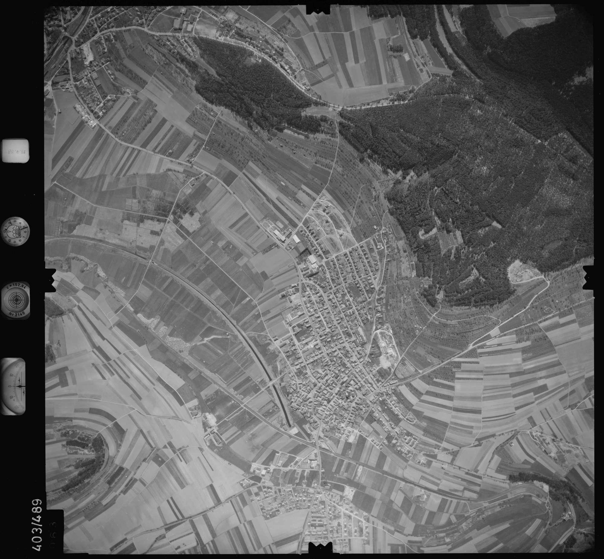 Luftbild: Film 9 Bildnr. 63, Bild 1