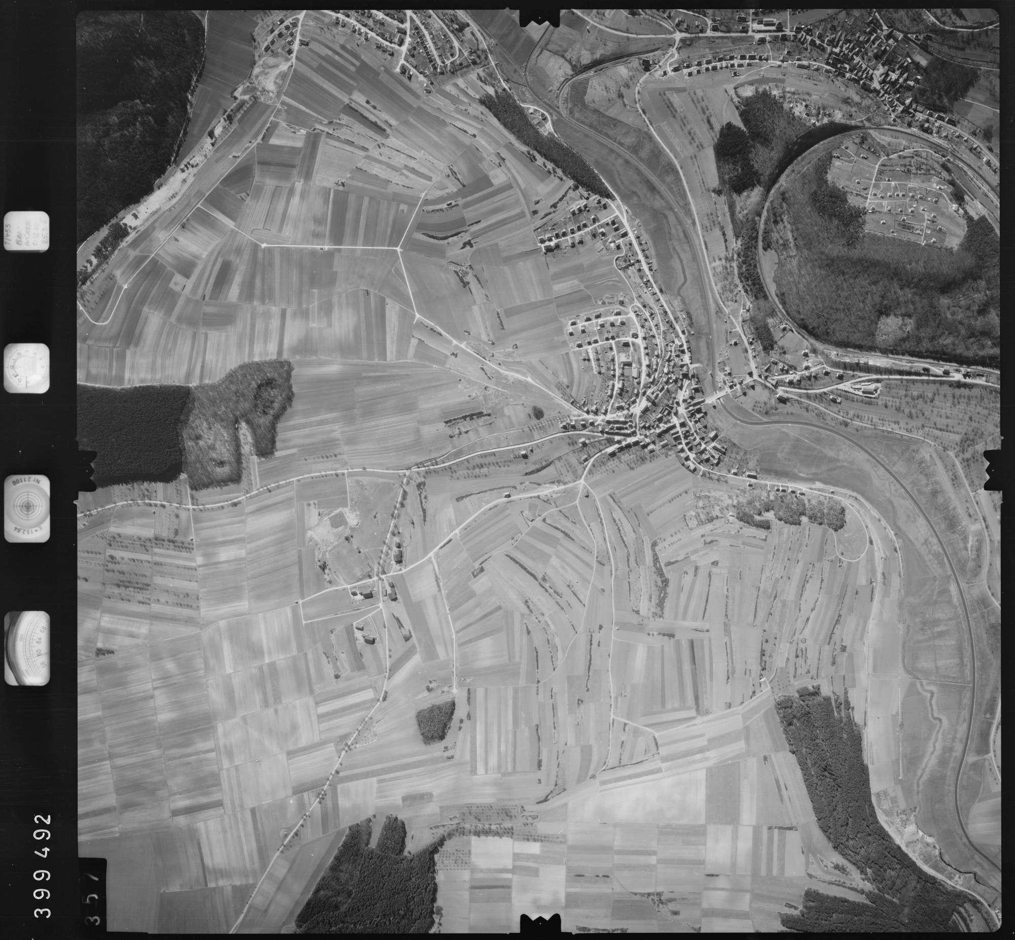 Luftbild: Film 13 Bildnr. 357, Bild 1