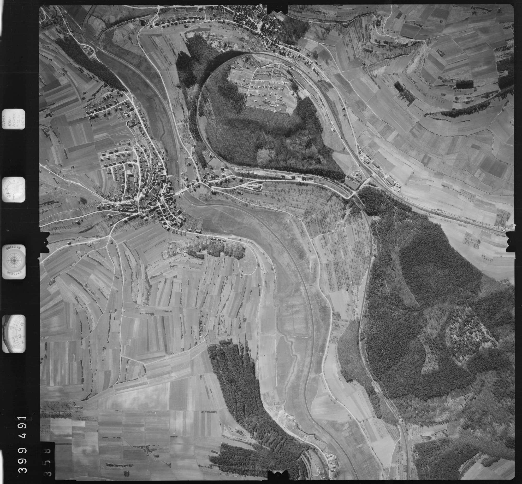 Luftbild: Film 13 Bildnr. 358, Bild 1
