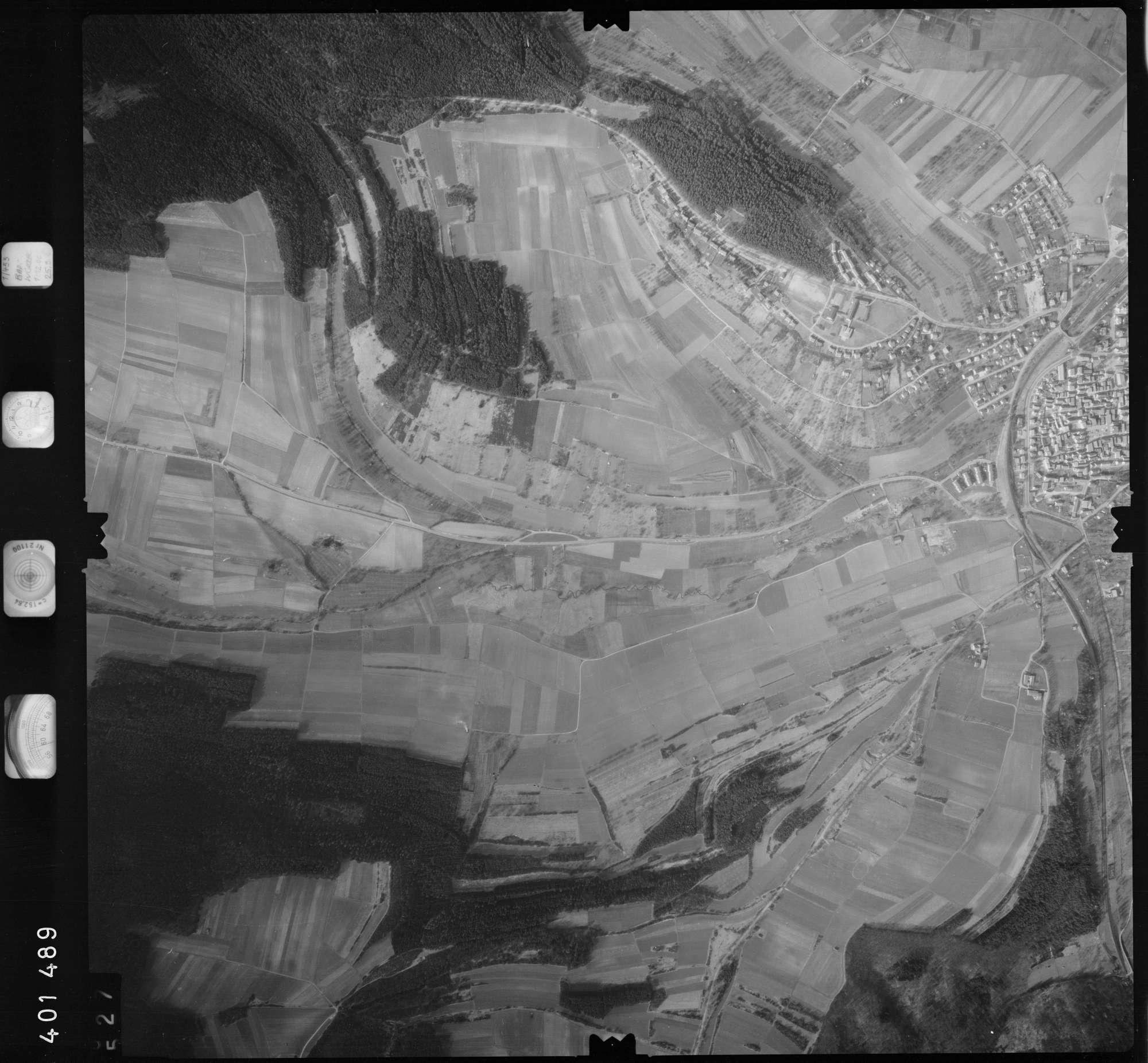 Luftbild: Film 23 Bildnr. 527, Bild 1
