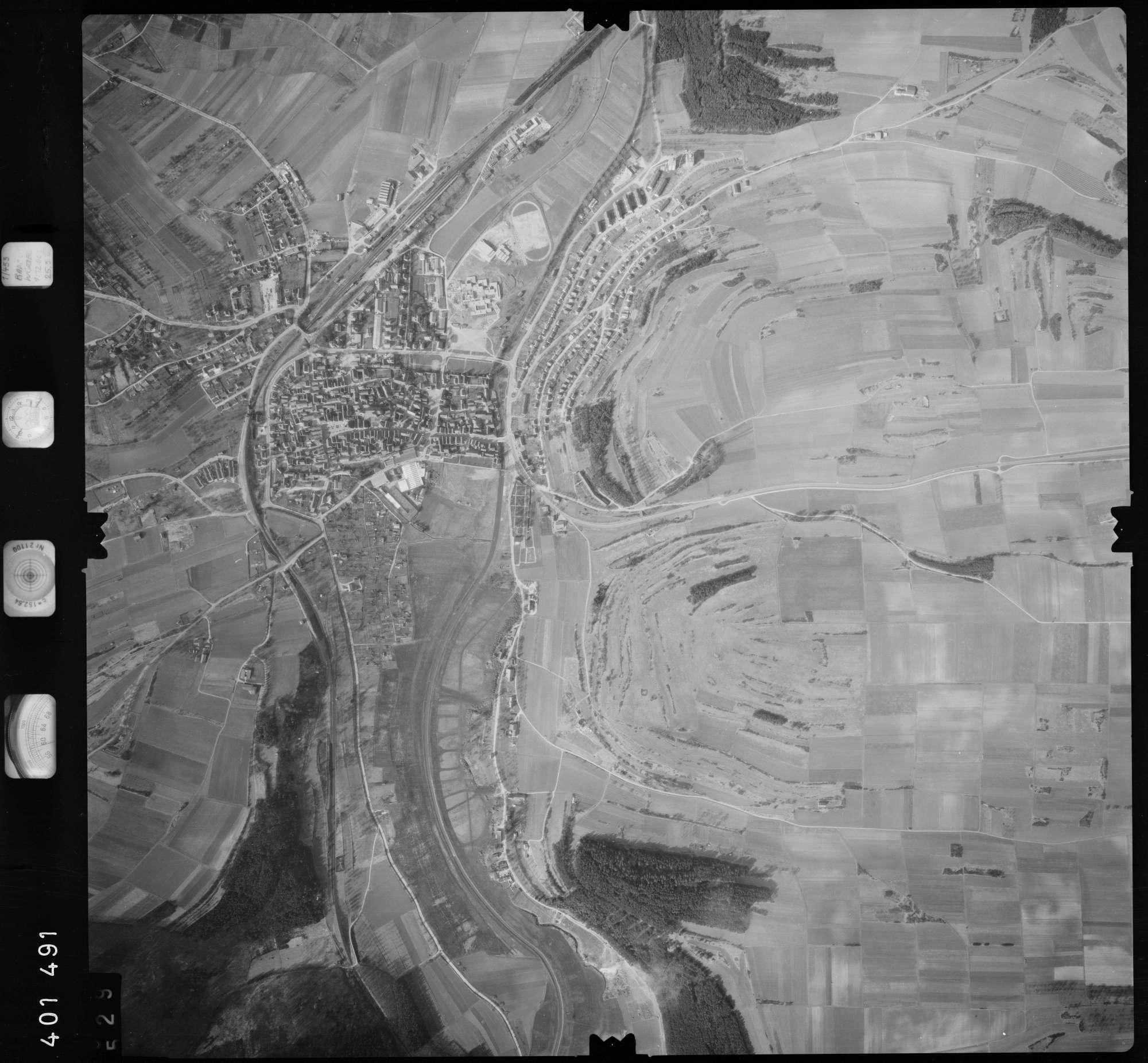 Luftbild: Film 23 Bildnr. 529, Bild 1