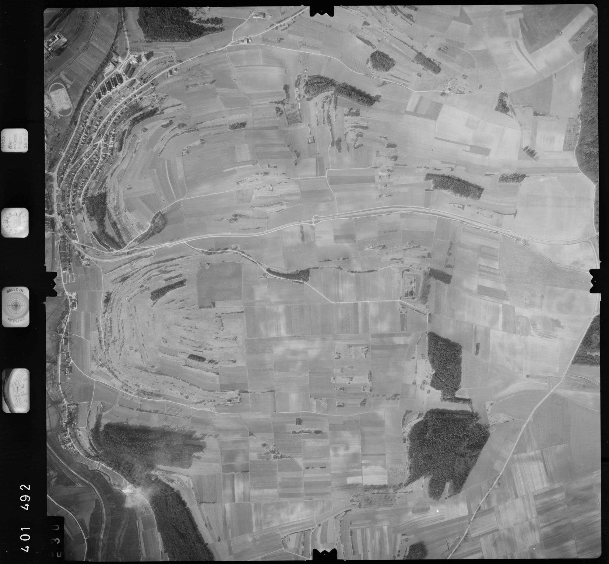 Luftbild: Film 23 Bildnr. 530, Bild 1