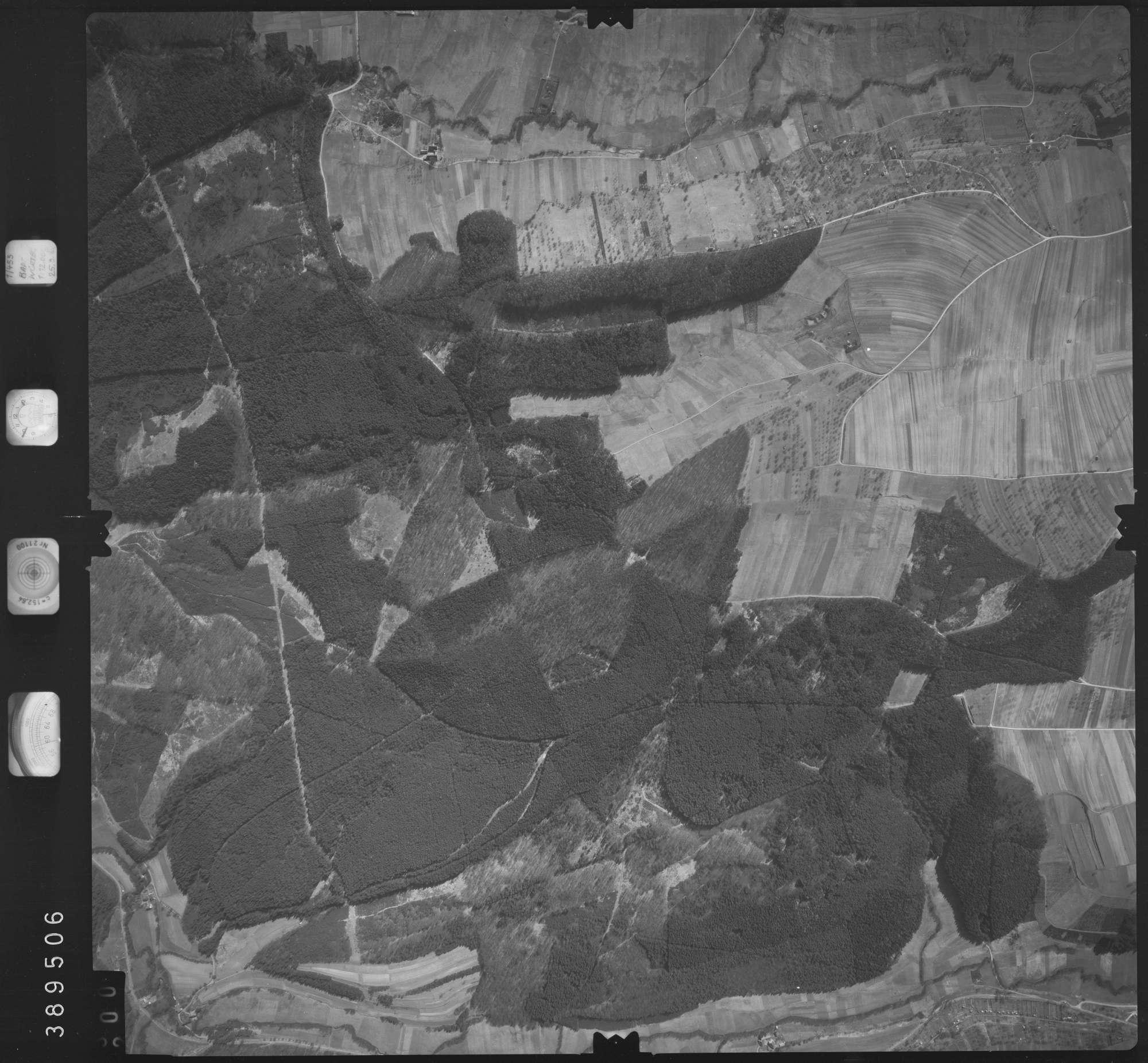 Luftbild: Film 22 Bildnr. 200, Bild 1