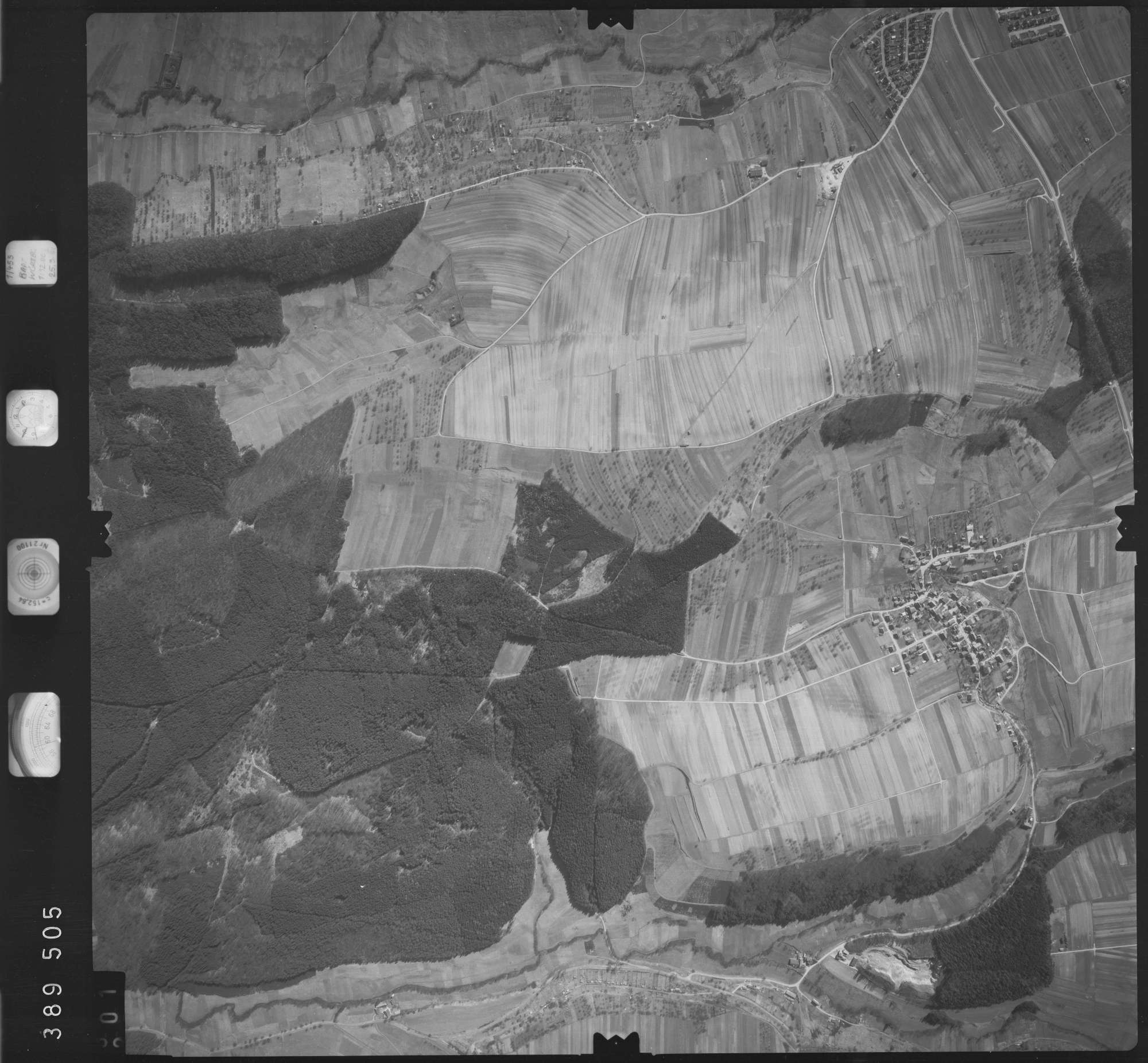 Luftbild: Film 22 Bildnr. 201, Bild 1