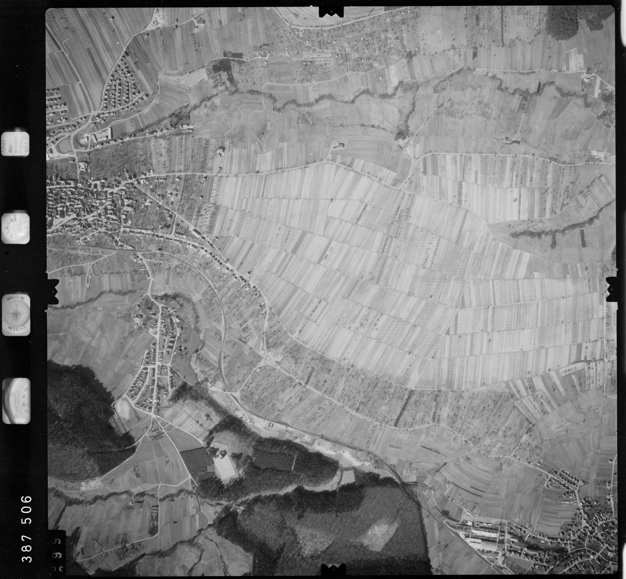 Luftbild: Film 23 Bildnr. 299, Bild 1