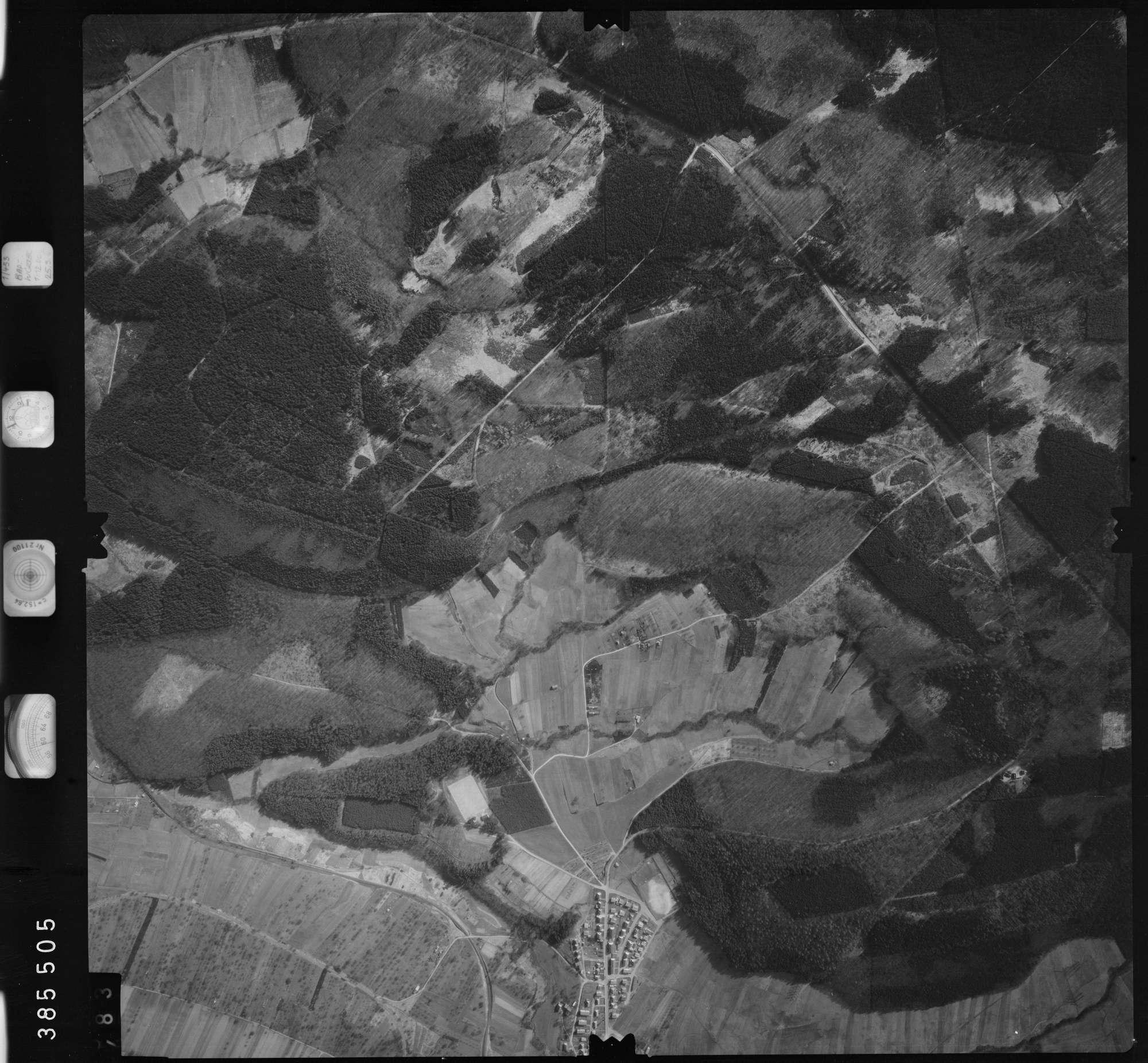 Luftbild: Film 23 Bildnr. 483, Bild 1