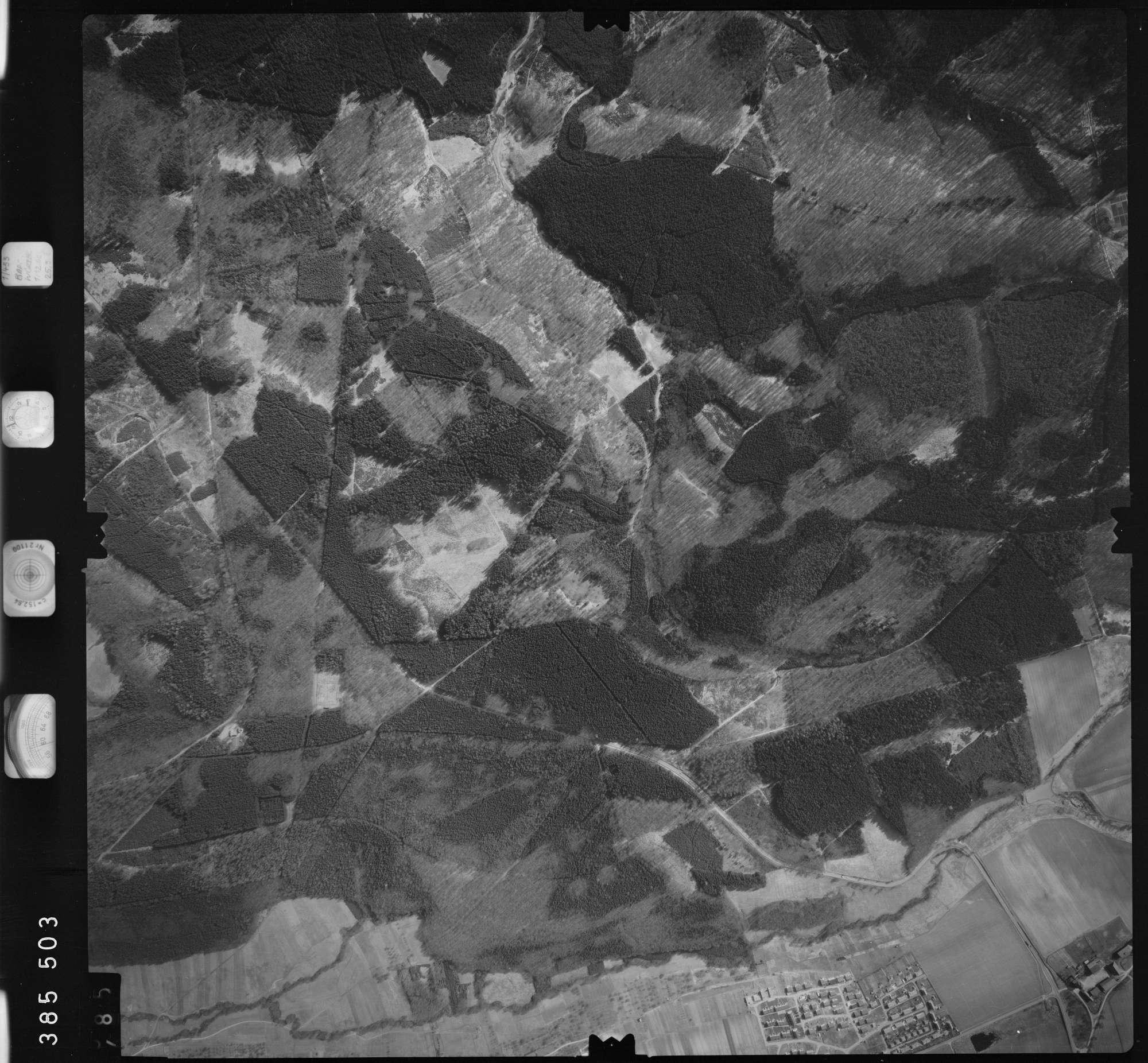 Luftbild: Film 23 Bildnr. 485, Bild 1