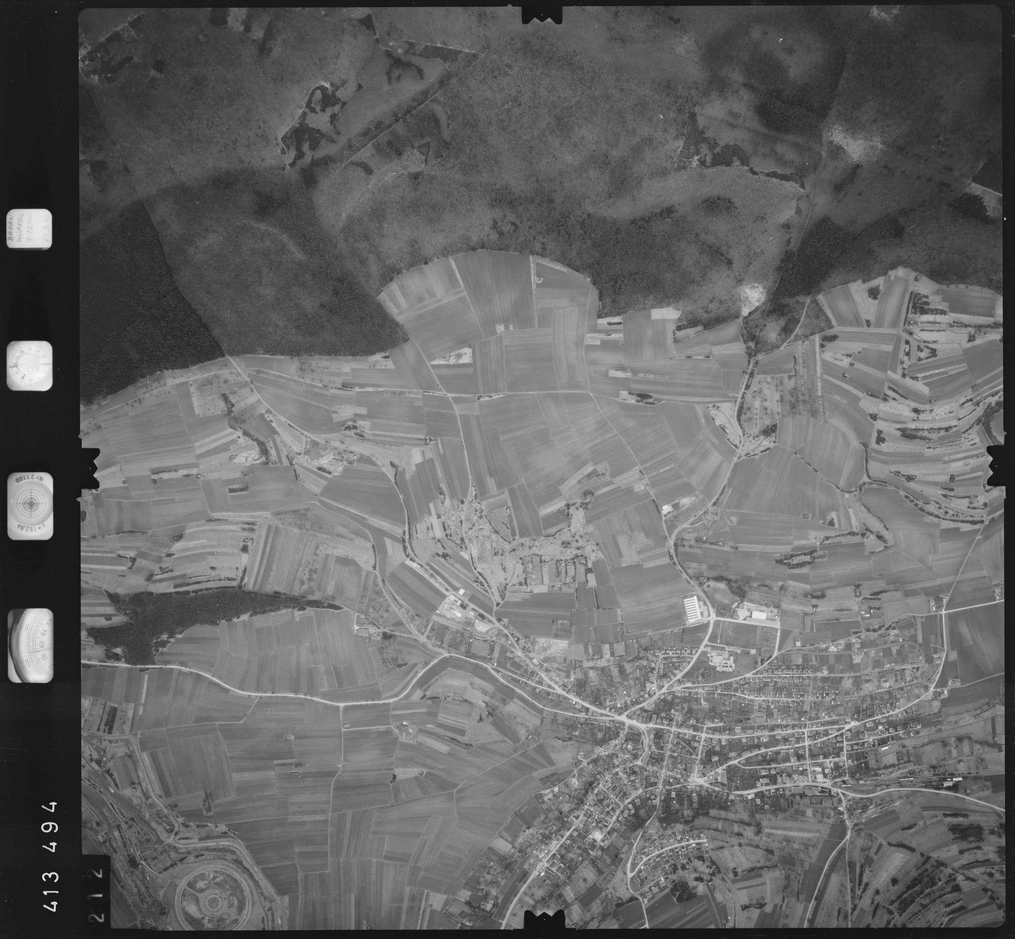 Luftbild: Film 5 Bildnr. 212, Bild 1