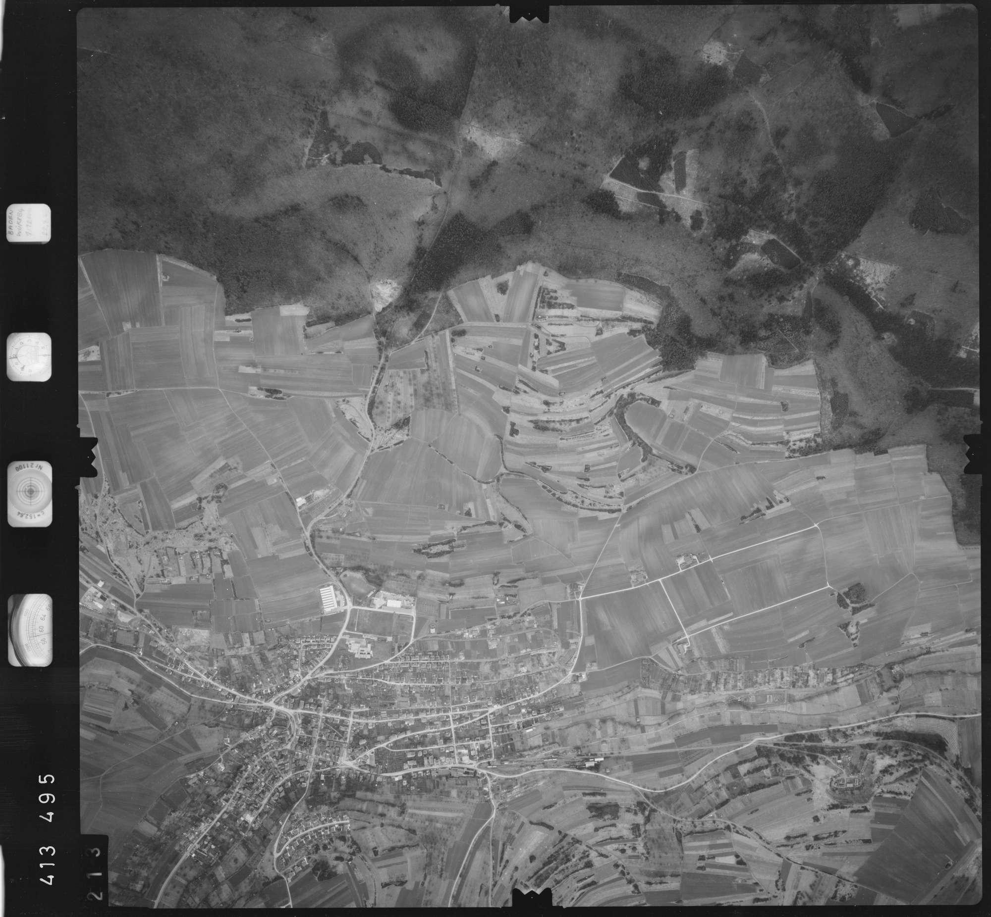 Luftbild: Film 5 Bildnr. 213, Bild 1
