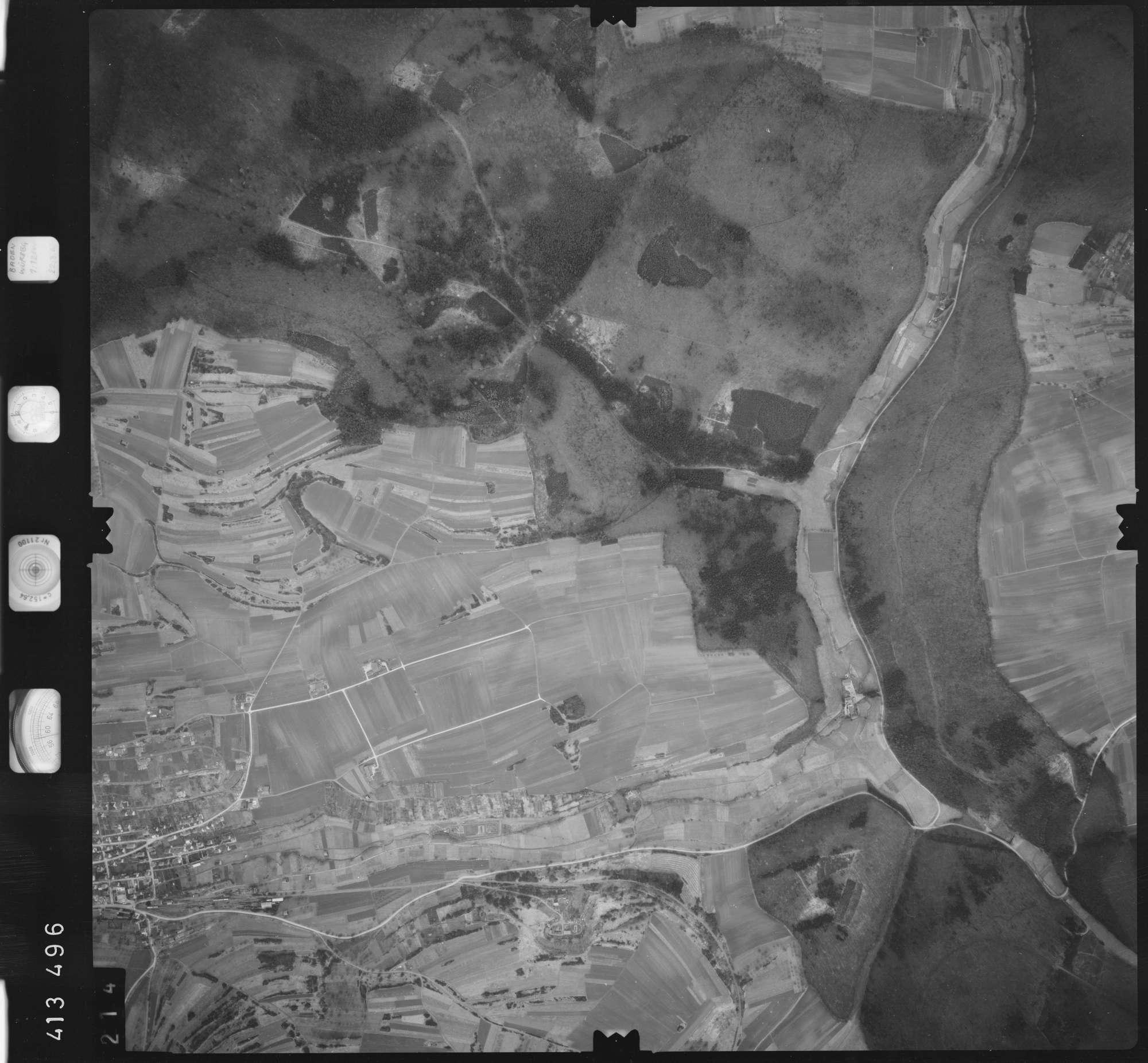 Luftbild: Film 5 Bildnr. 214, Bild 1