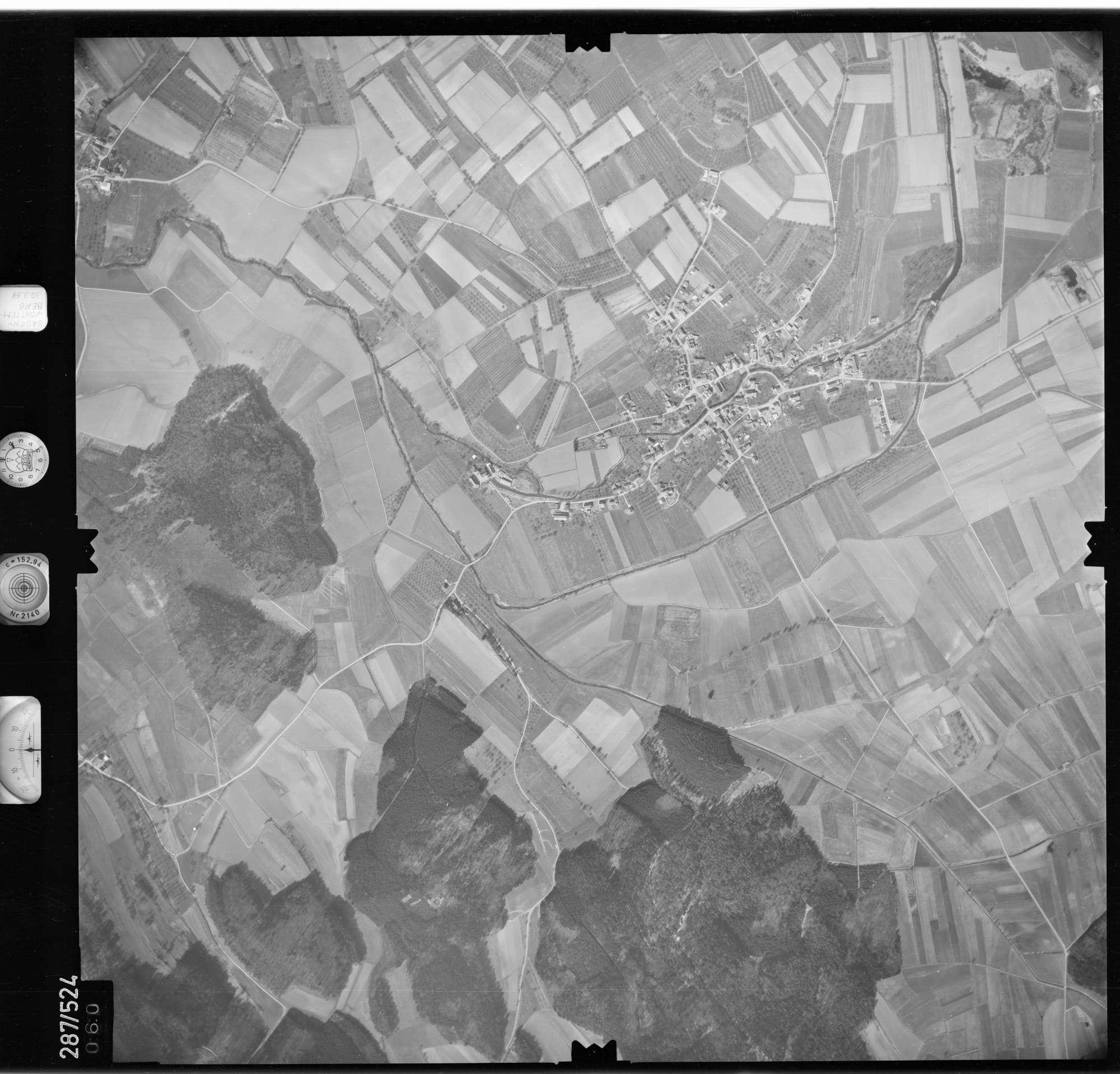 Luftbild: Film 78 Bildnr. 60, Bild 1