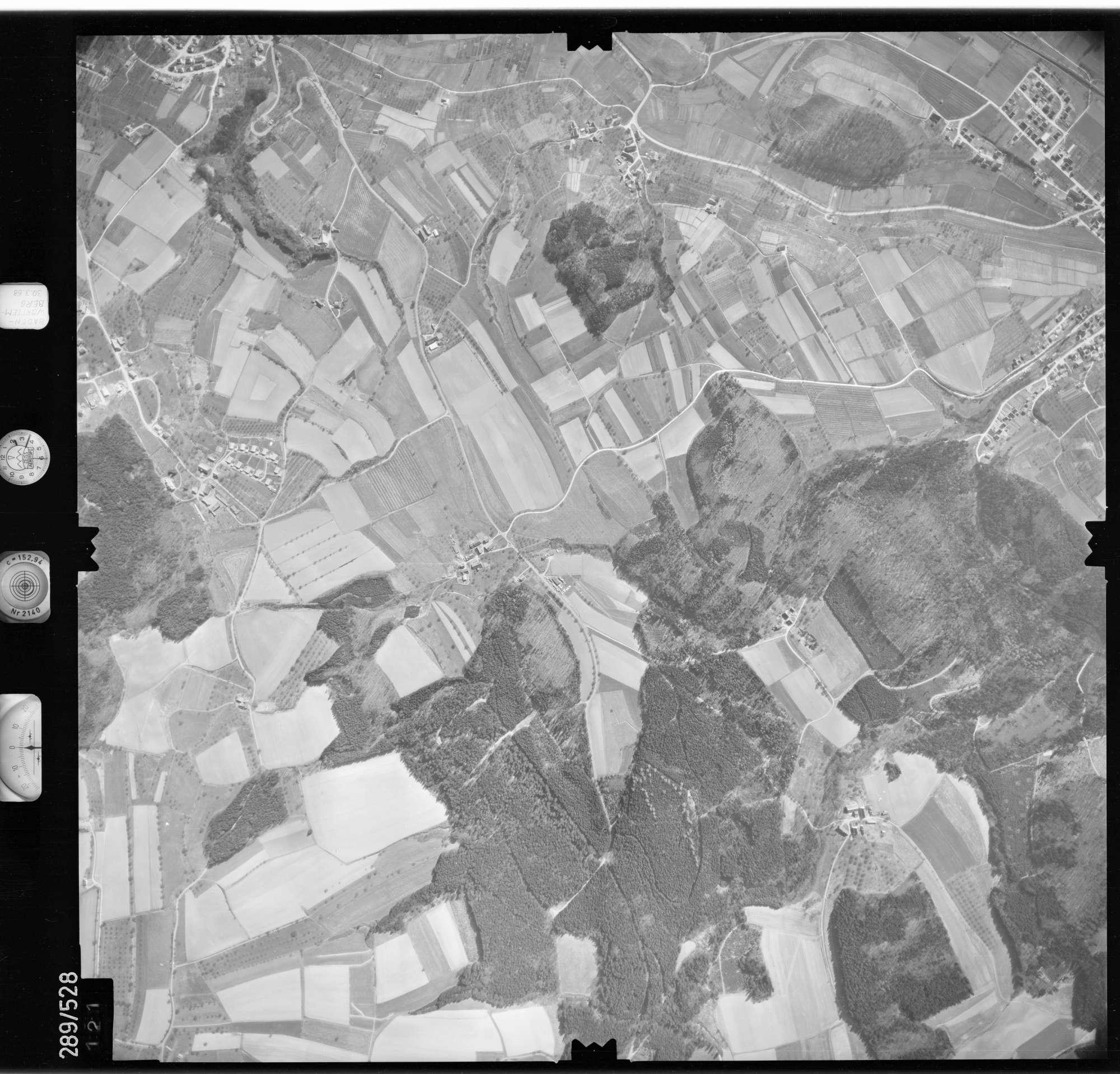 Luftbild: Film 78 Bildnr. 121, Bild 1