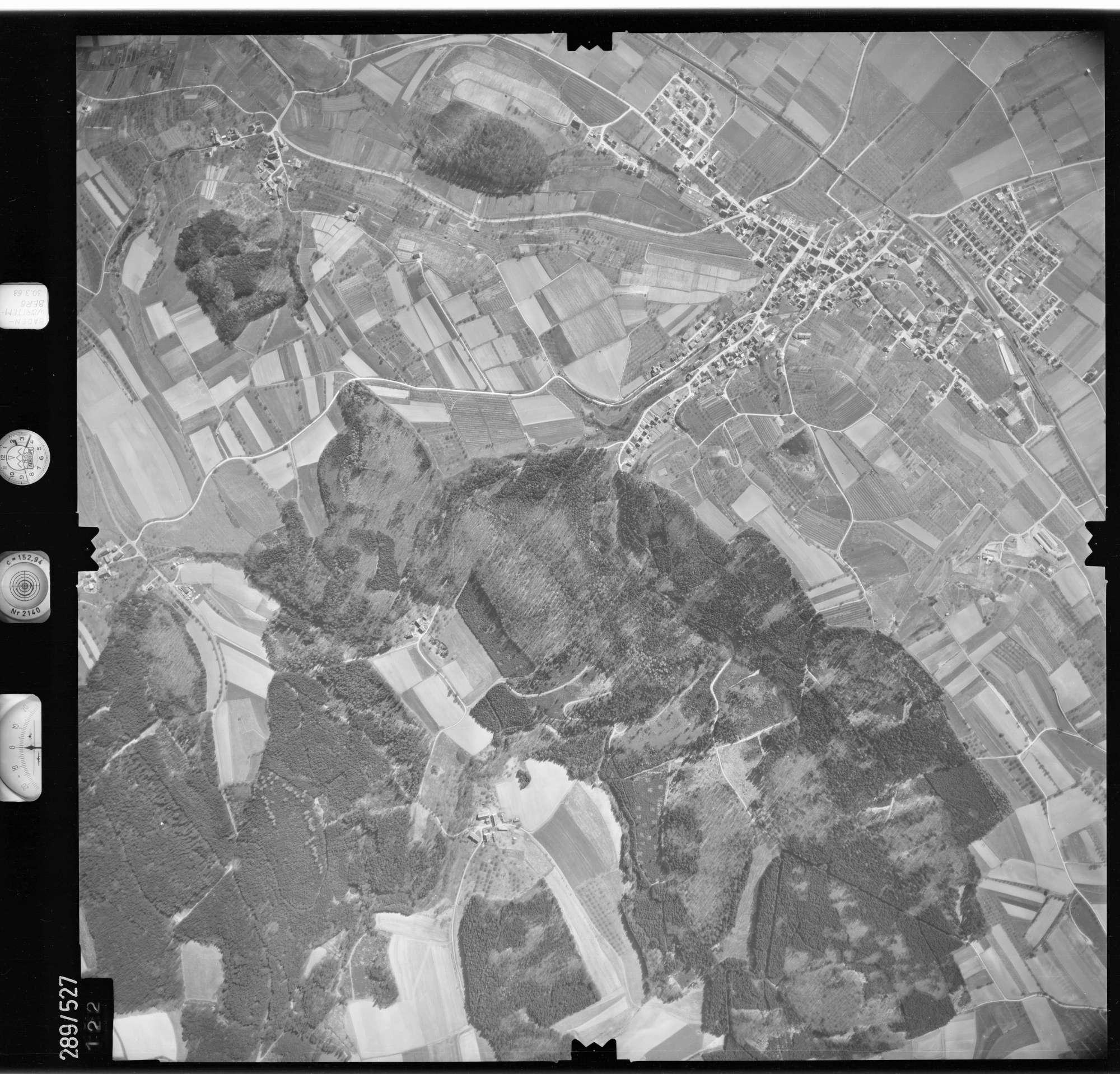 Luftbild: Film 78 Bildnr. 122, Bild 1