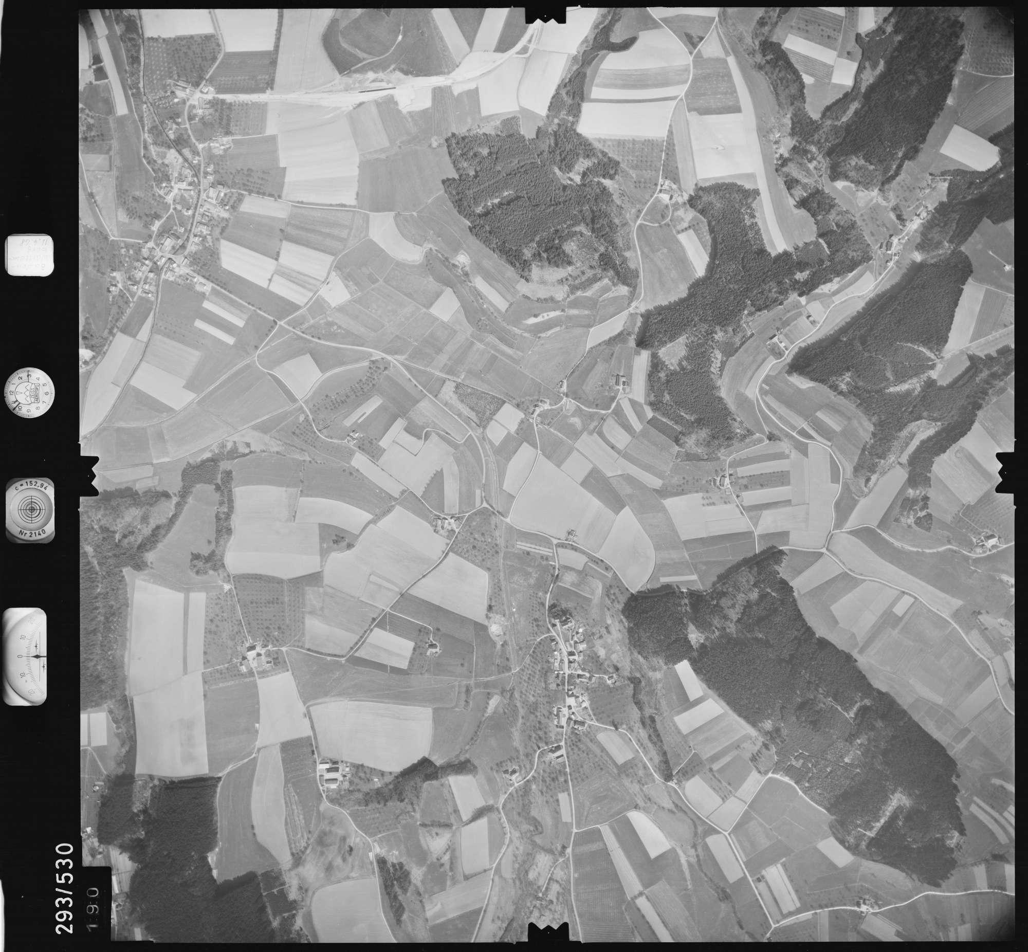 Luftbild: Film 43 Bildnr. 190, Bild 1