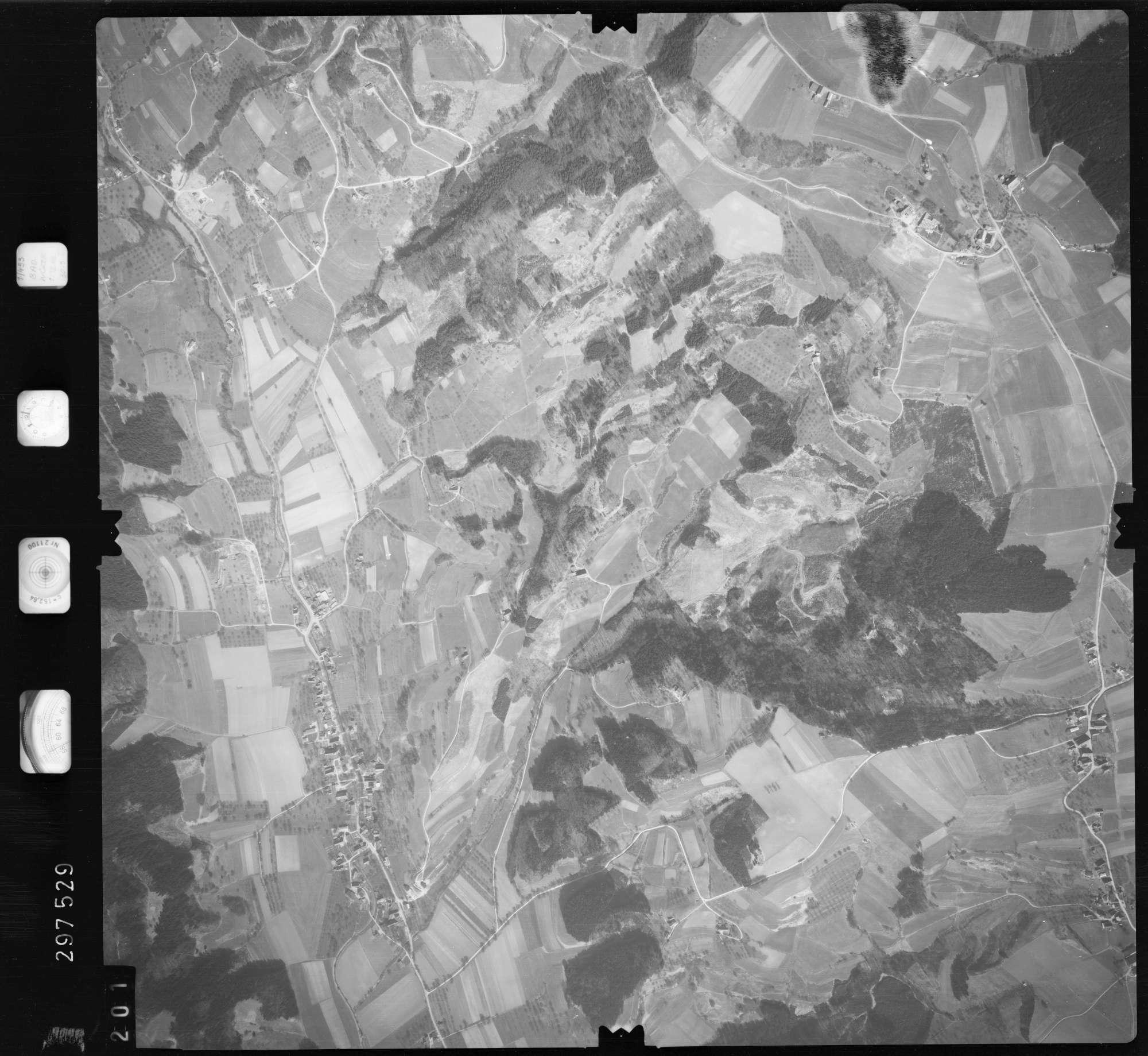 Luftbild: Film 66 Bildnr. 201, Bild 1