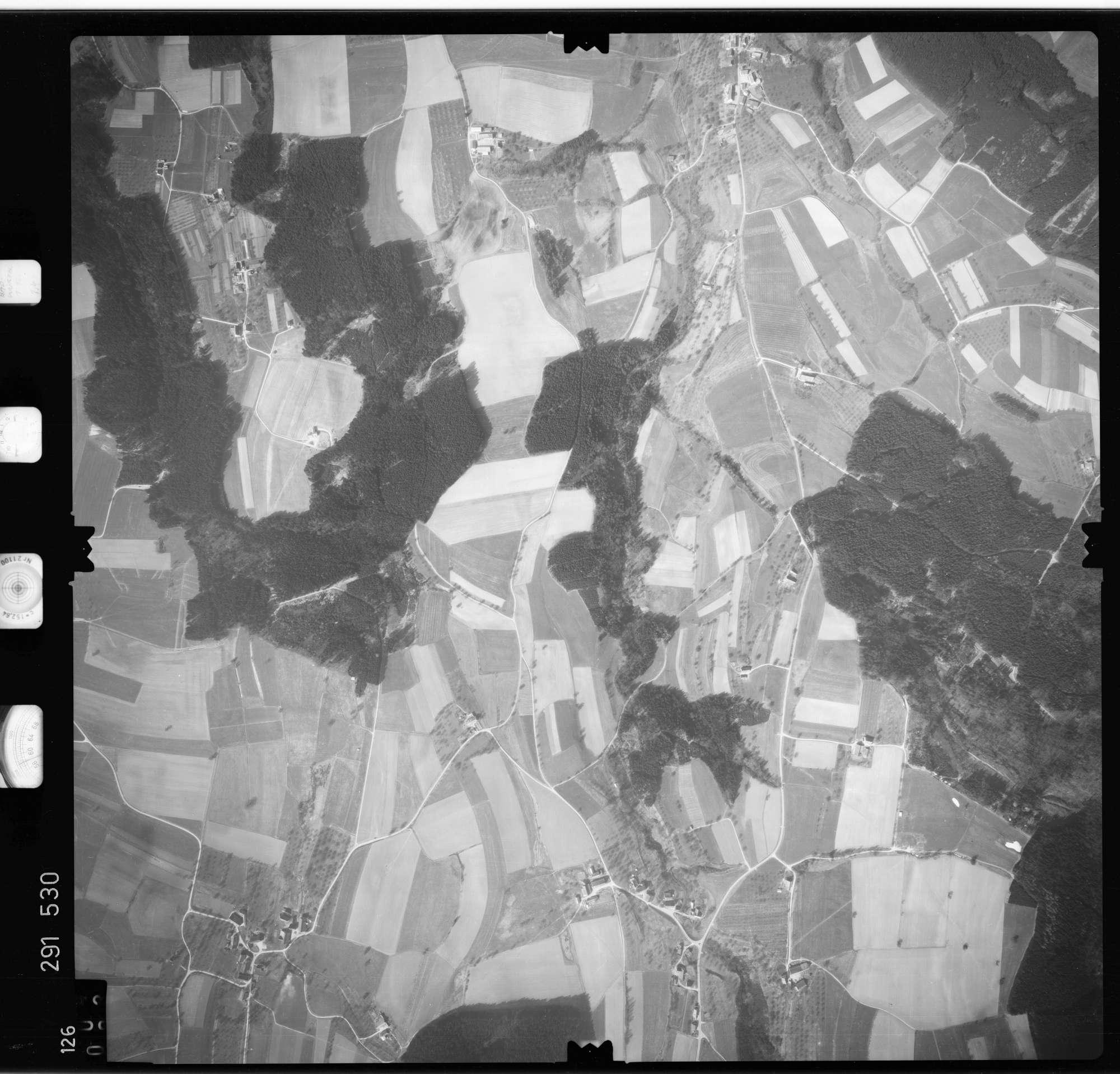 Luftbild: Film 74 Bildnr. 126, Bild 1
