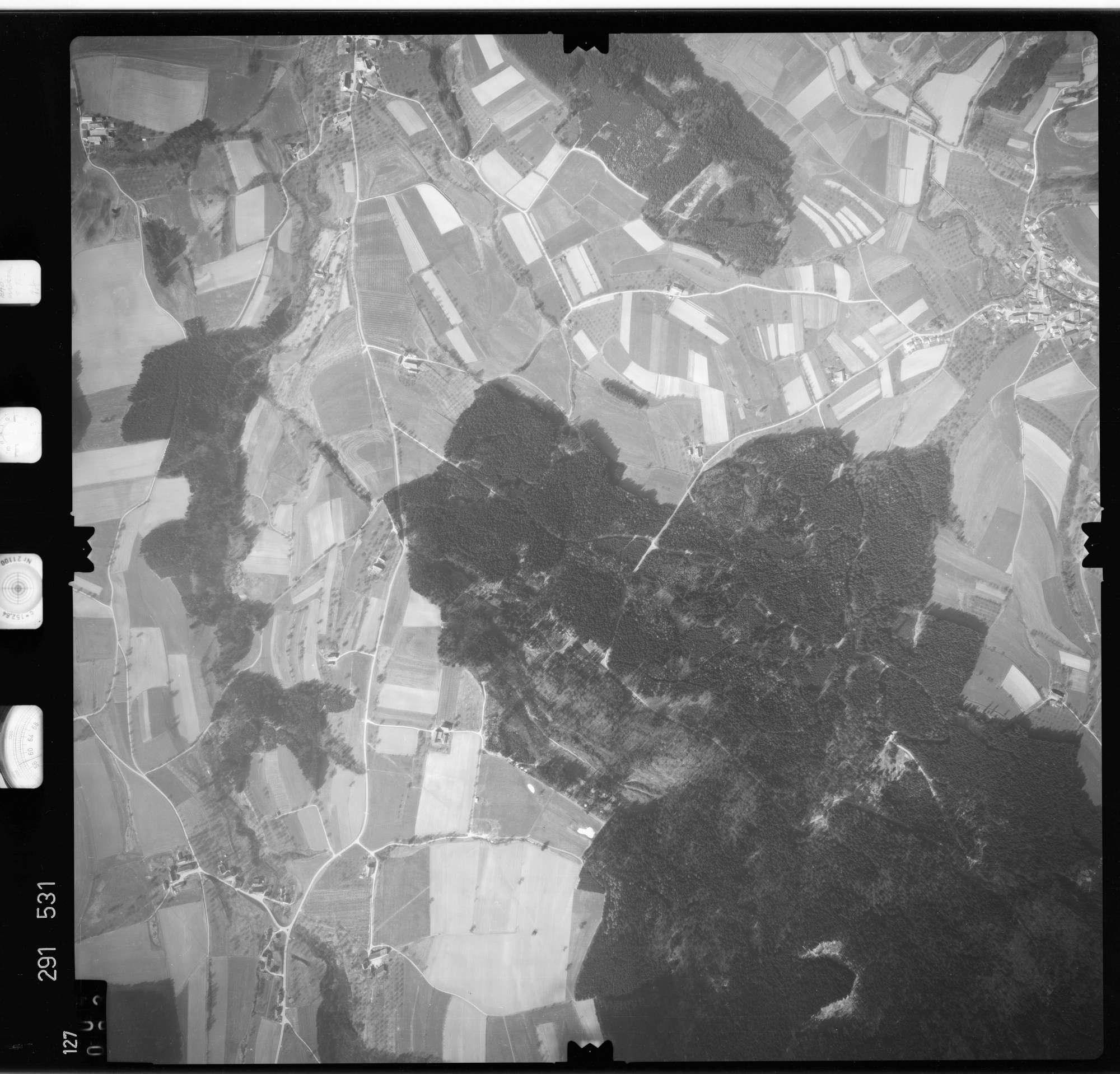 Luftbild: Film 74 Bildnr. 127, Bild 1