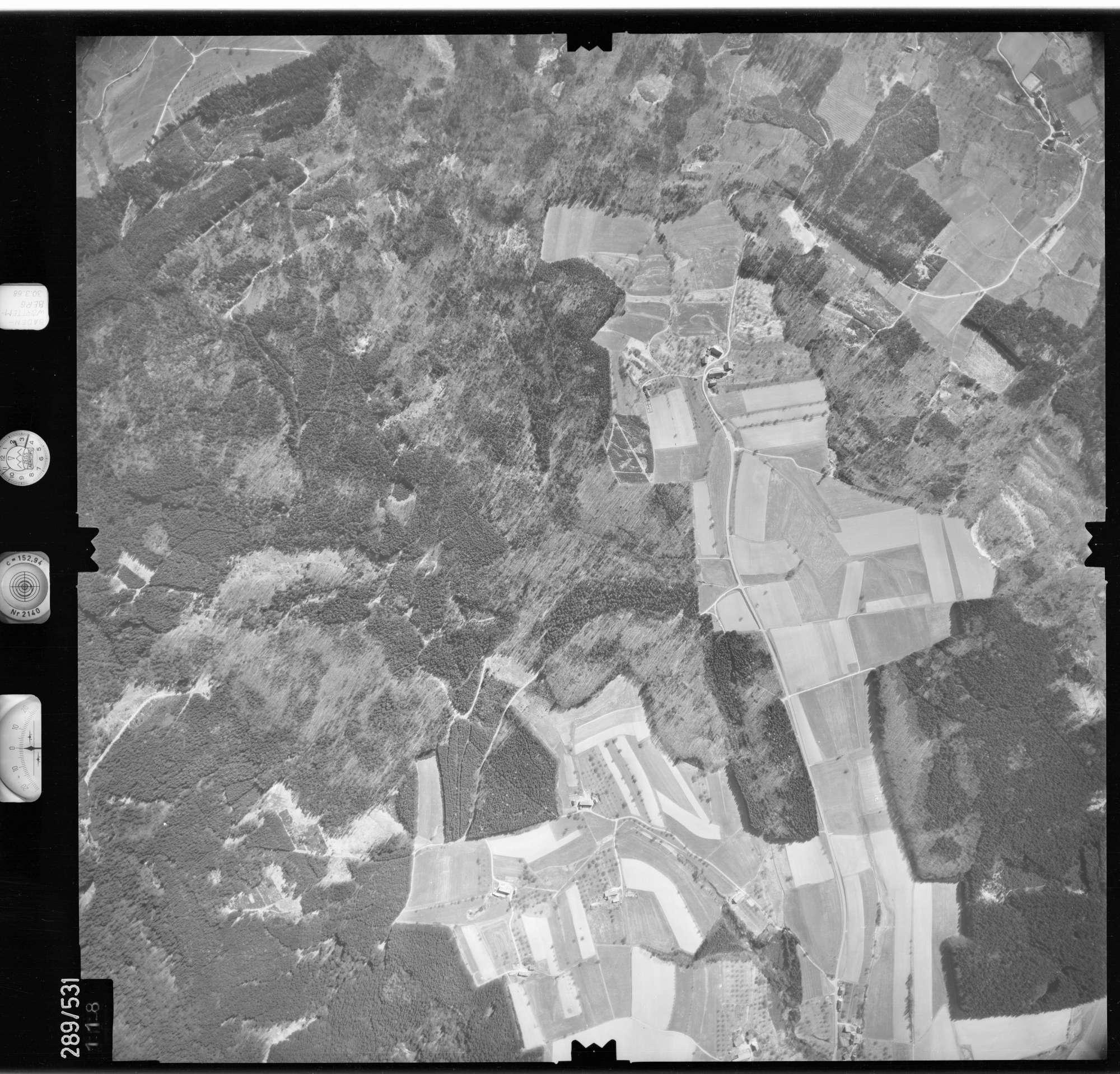 Luftbild: Film 78 Bildnr. 118, Bild 1