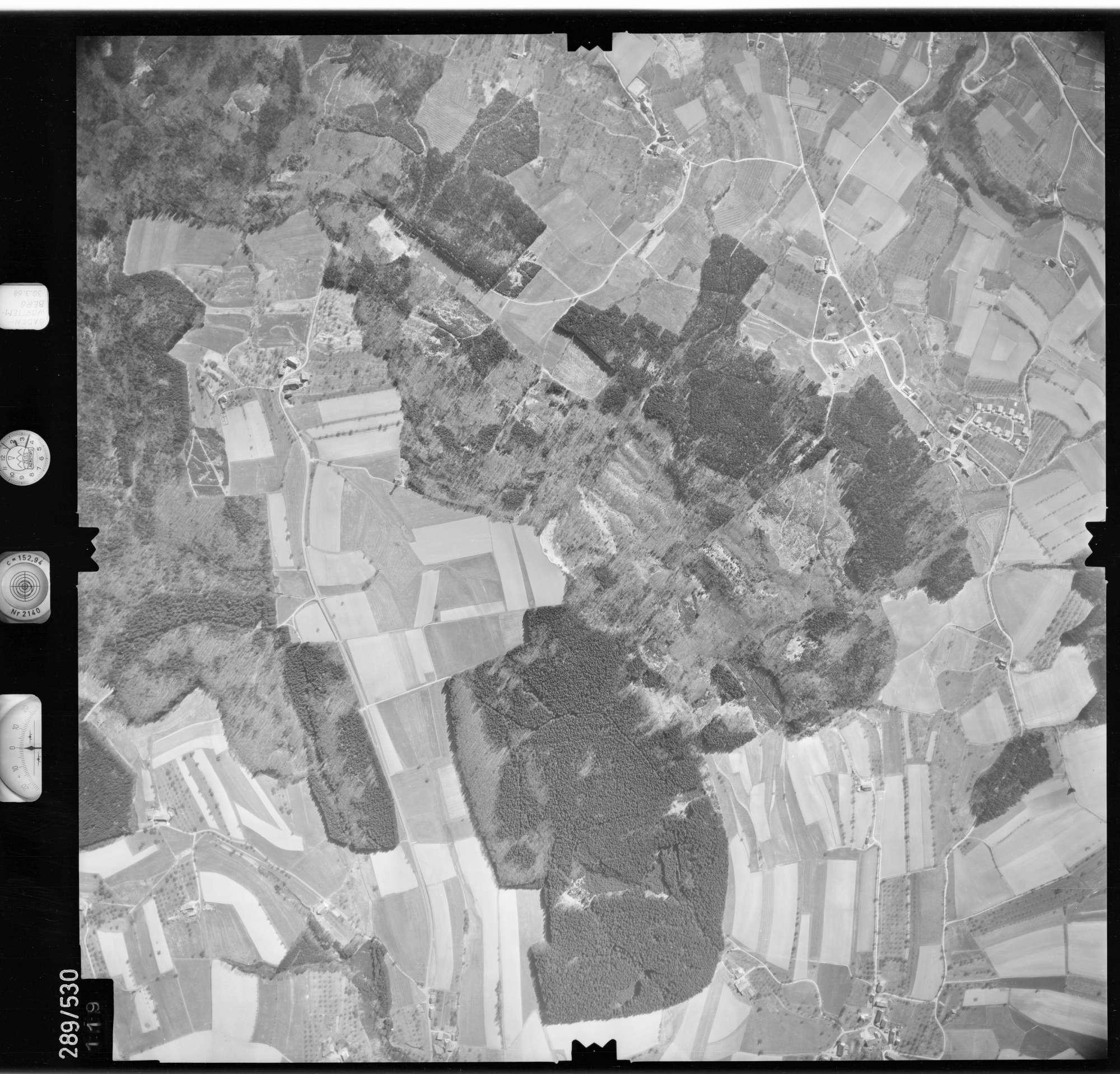 Luftbild: Film 78 Bildnr. 119, Bild 1