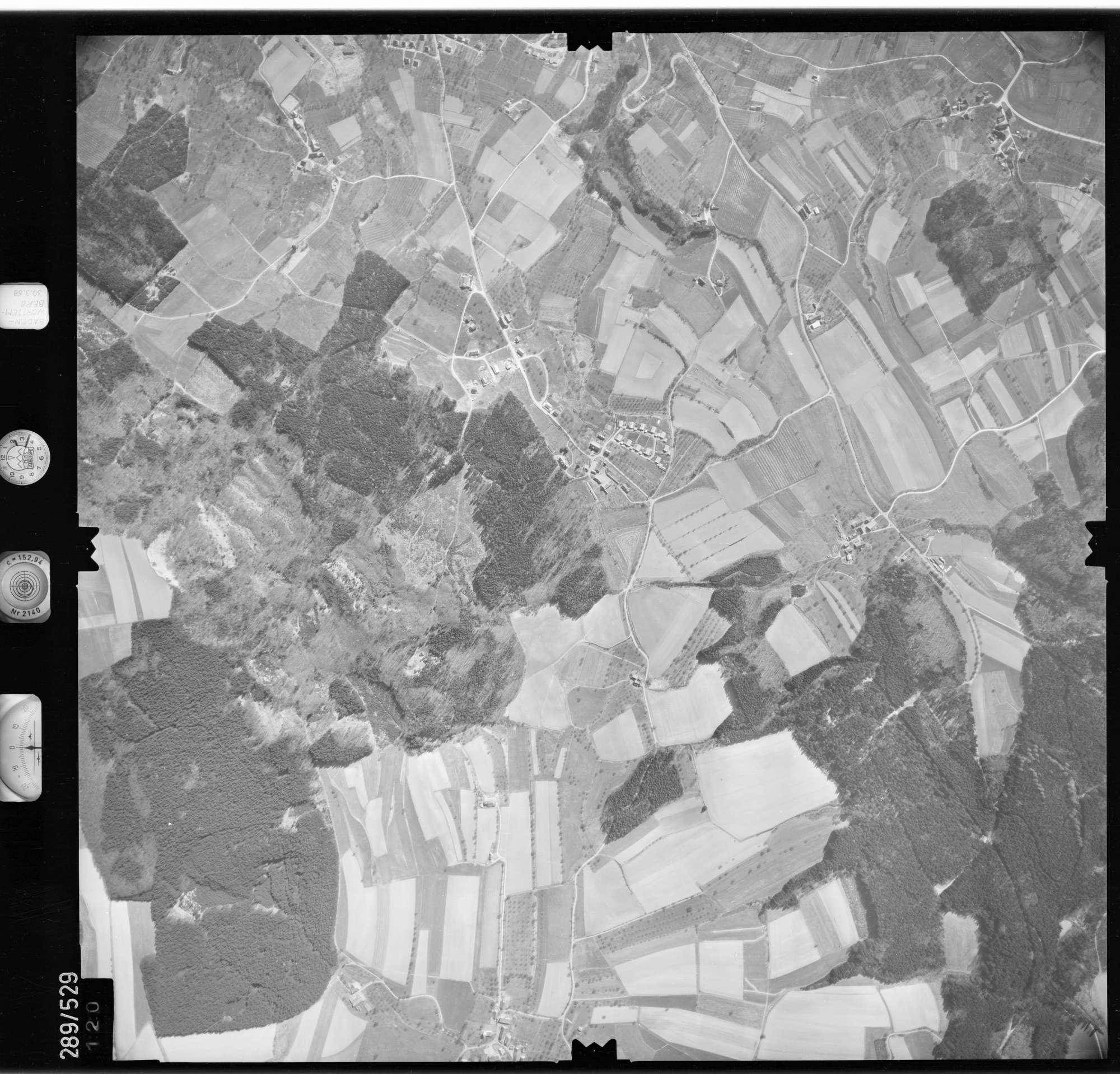 Luftbild: Film 78 Bildnr. 120, Bild 1
