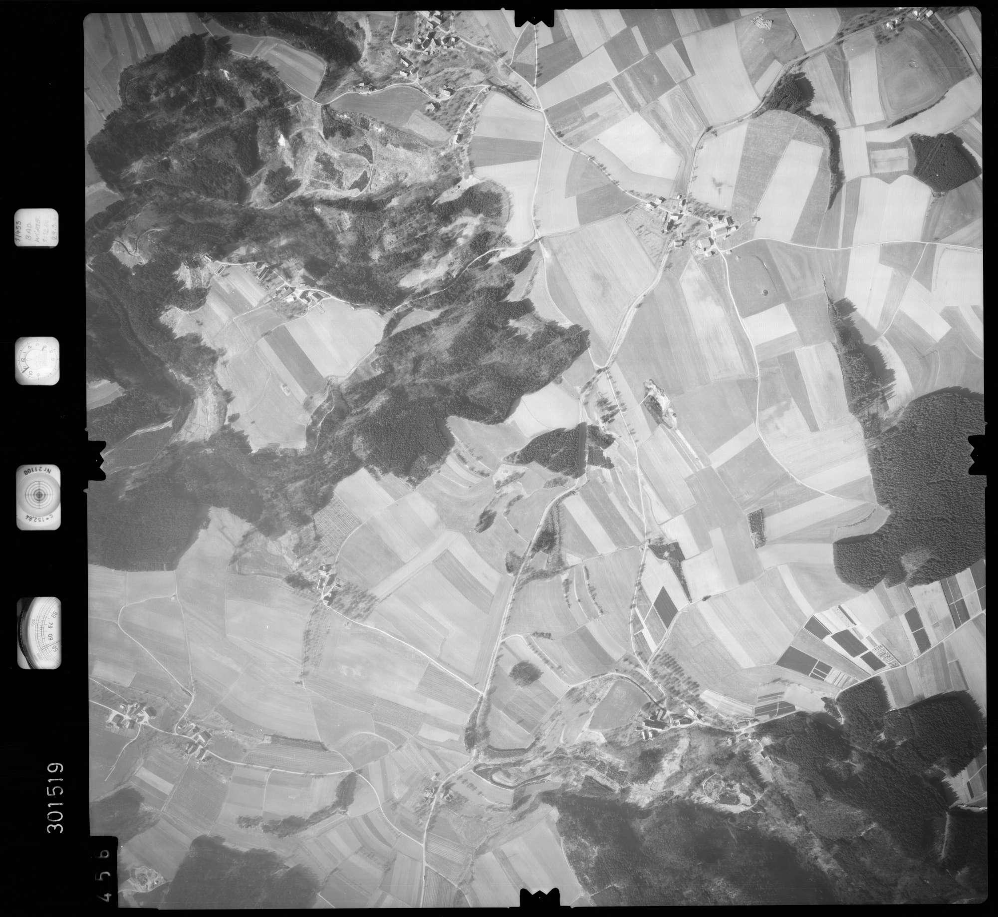 Luftbild: Film 64 Bildnr. 456, Bild 1