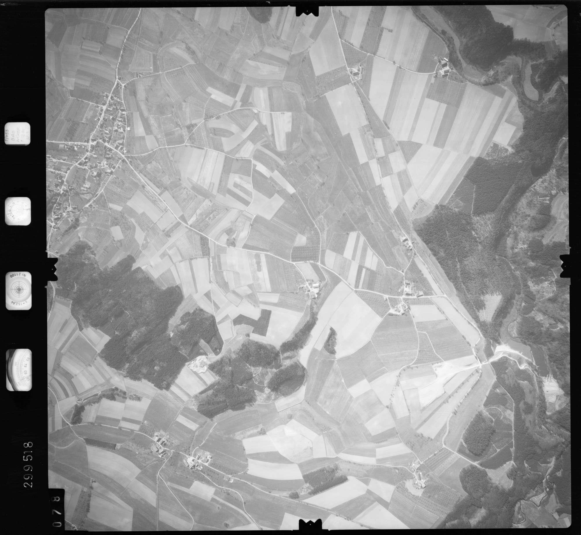Luftbild: Film 66 Bildnr. 78, Bild 1