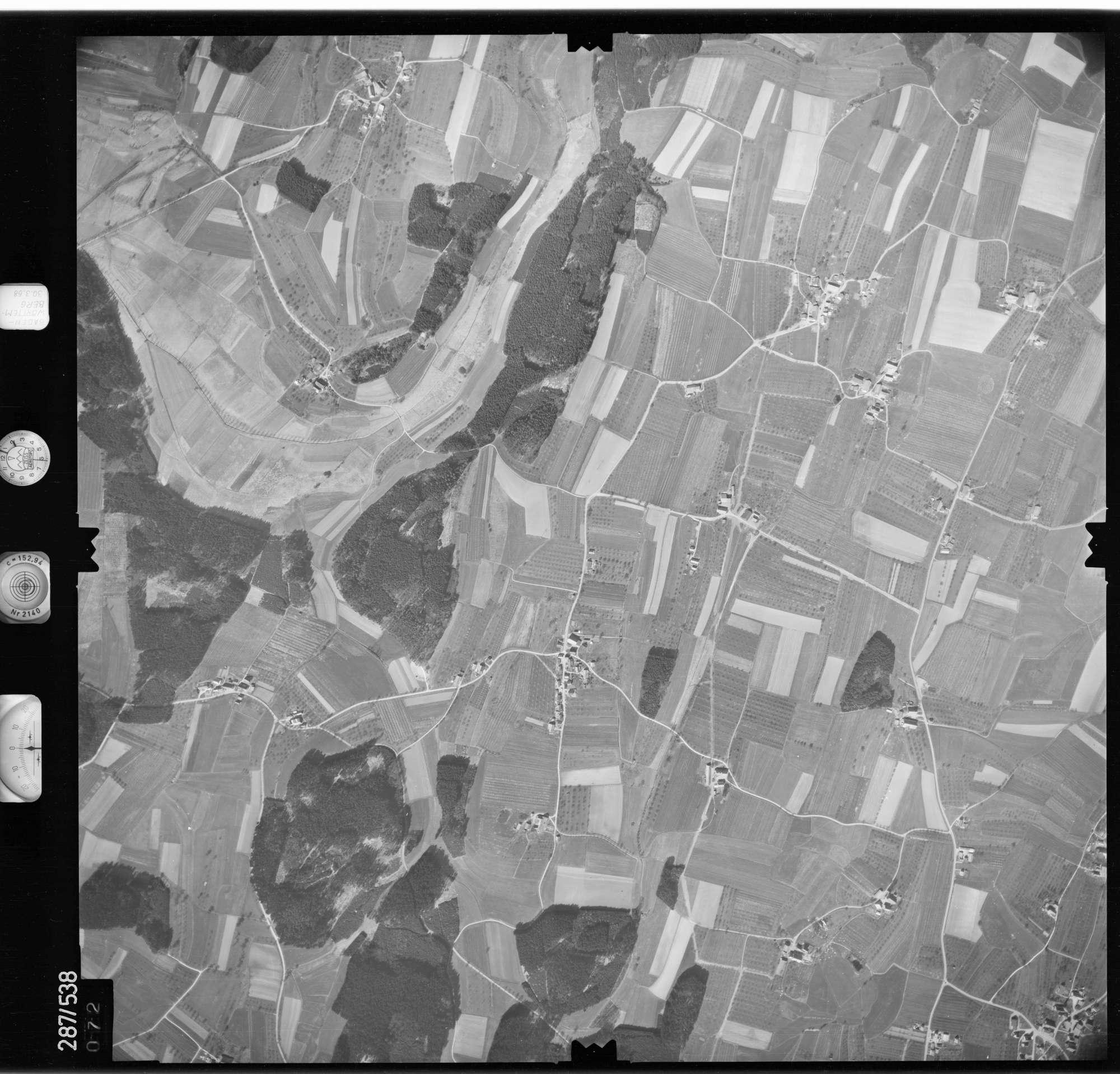 Luftbild: Film 78 Bildnr. 72, Bild 1