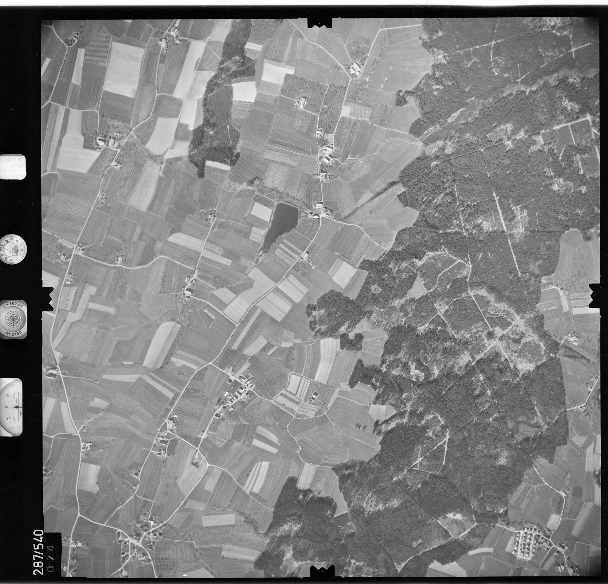 Luftbild: Film 78 Bildnr. 74, Bild 1