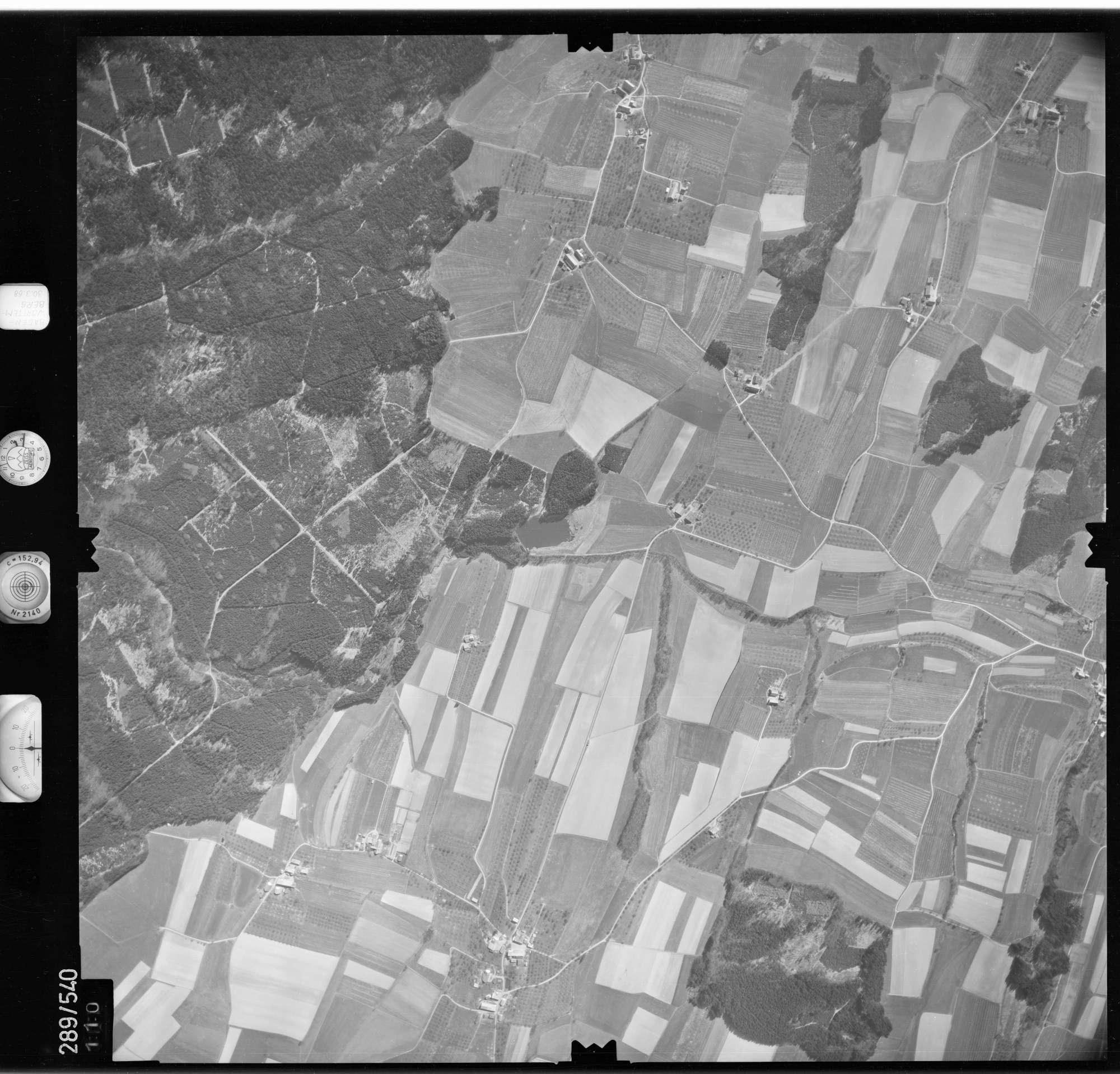 Luftbild: Film 78 Bildnr. 110, Bild 1