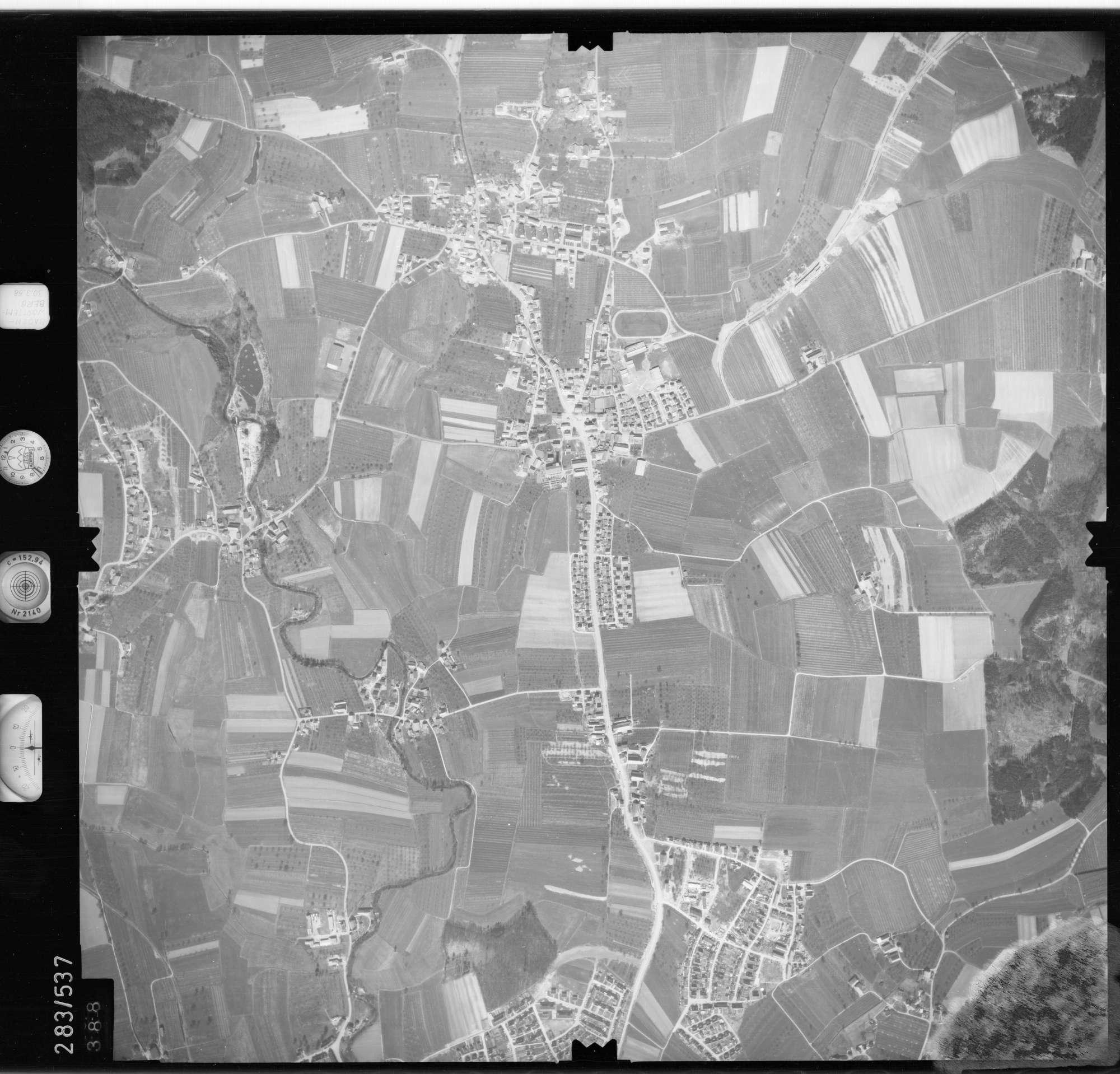 Luftbild: Film 79 Bildnr. 388, Bild 1