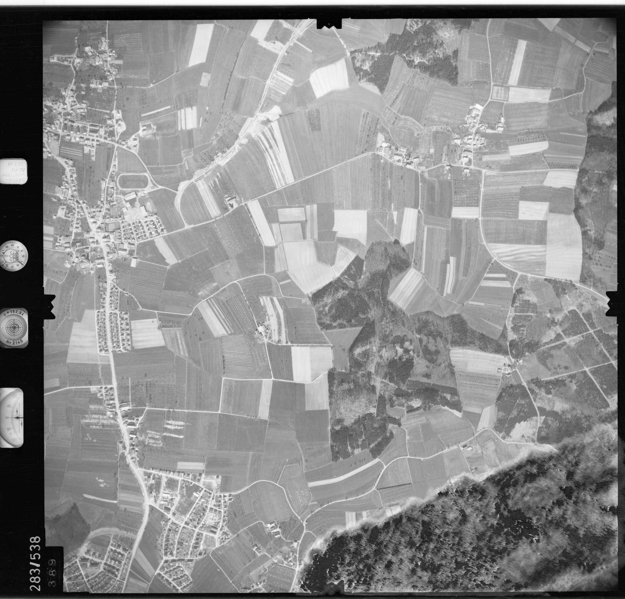 Luftbild: Film 79 Bildnr. 389, Bild 1