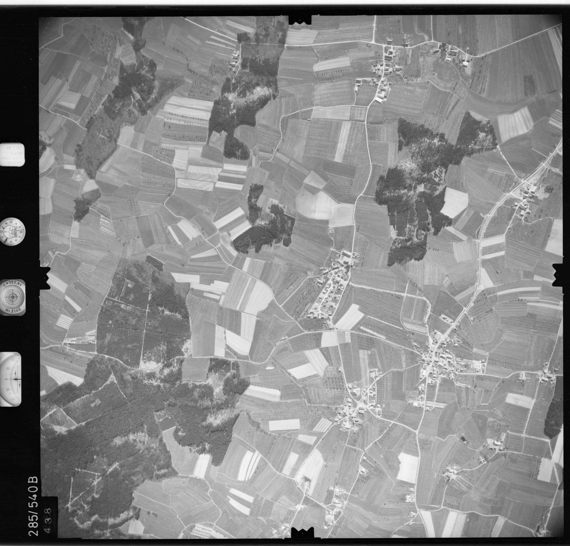 Luftbild: Film 79 Bildnr. 438, Bild 1