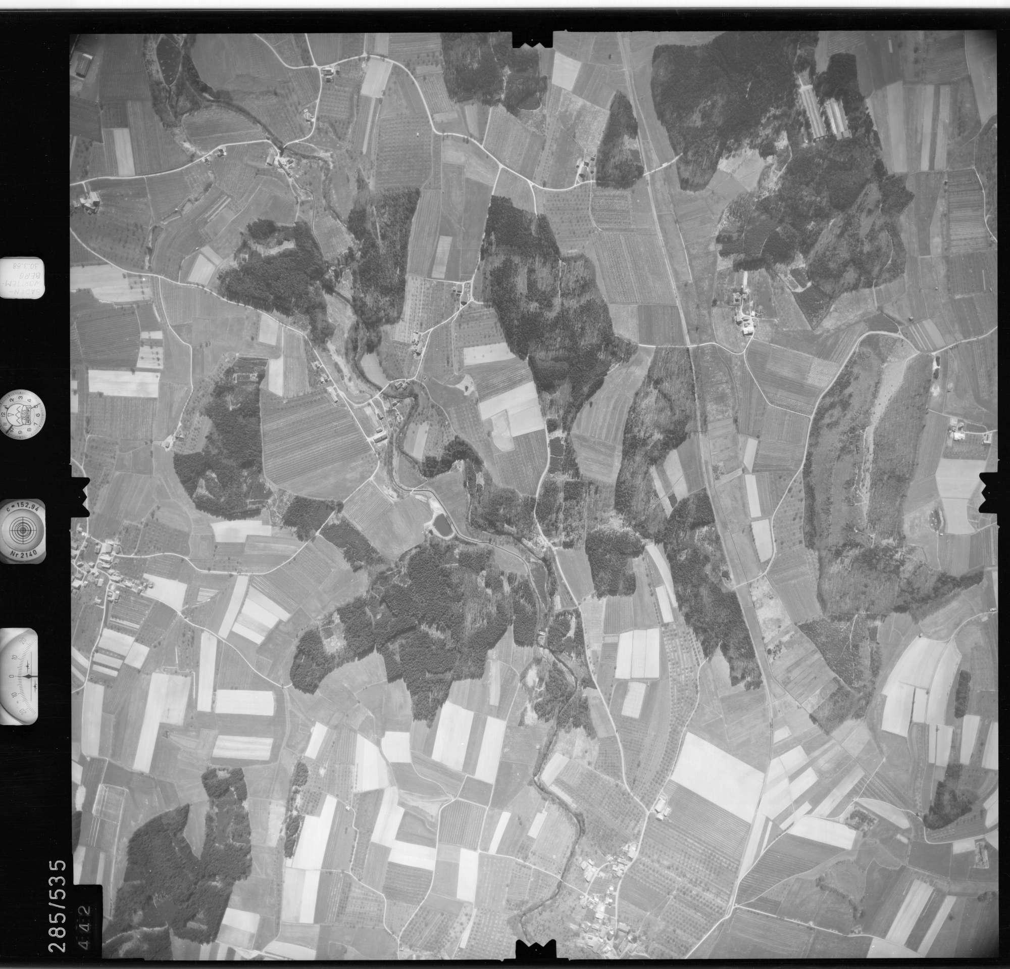 Luftbild: Film 79 Bildnr. 442, Bild 1