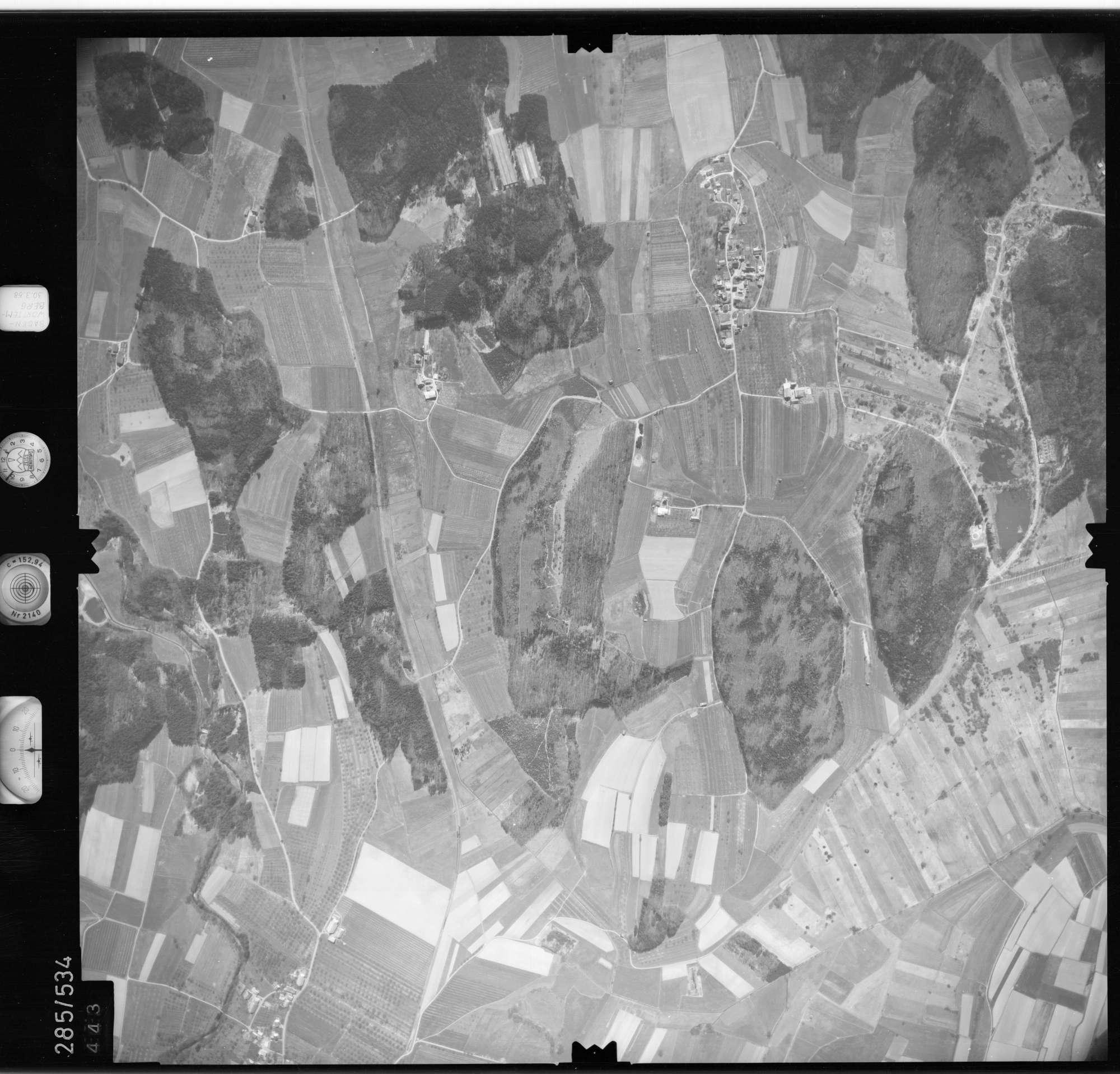 Luftbild: Film 79 Bildnr. 443, Bild 1