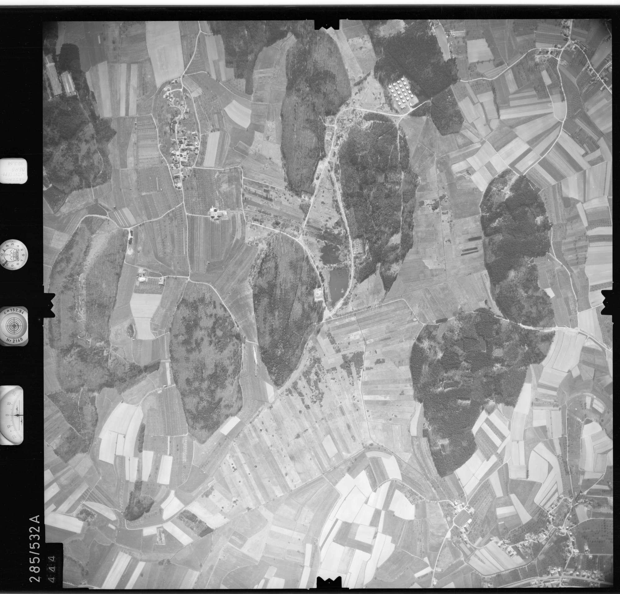 Luftbild: Film 79 Bildnr. 444, Bild 1