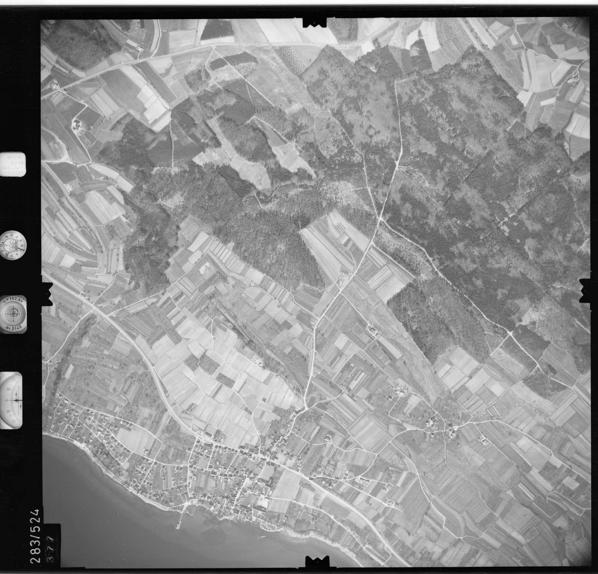 Luftbild: Film 79 Bildnr. 377, Bild 1